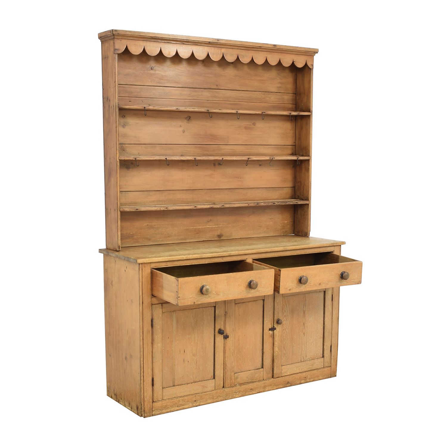 77 Off Vintage Welsh Cabinet C 1820 Storage