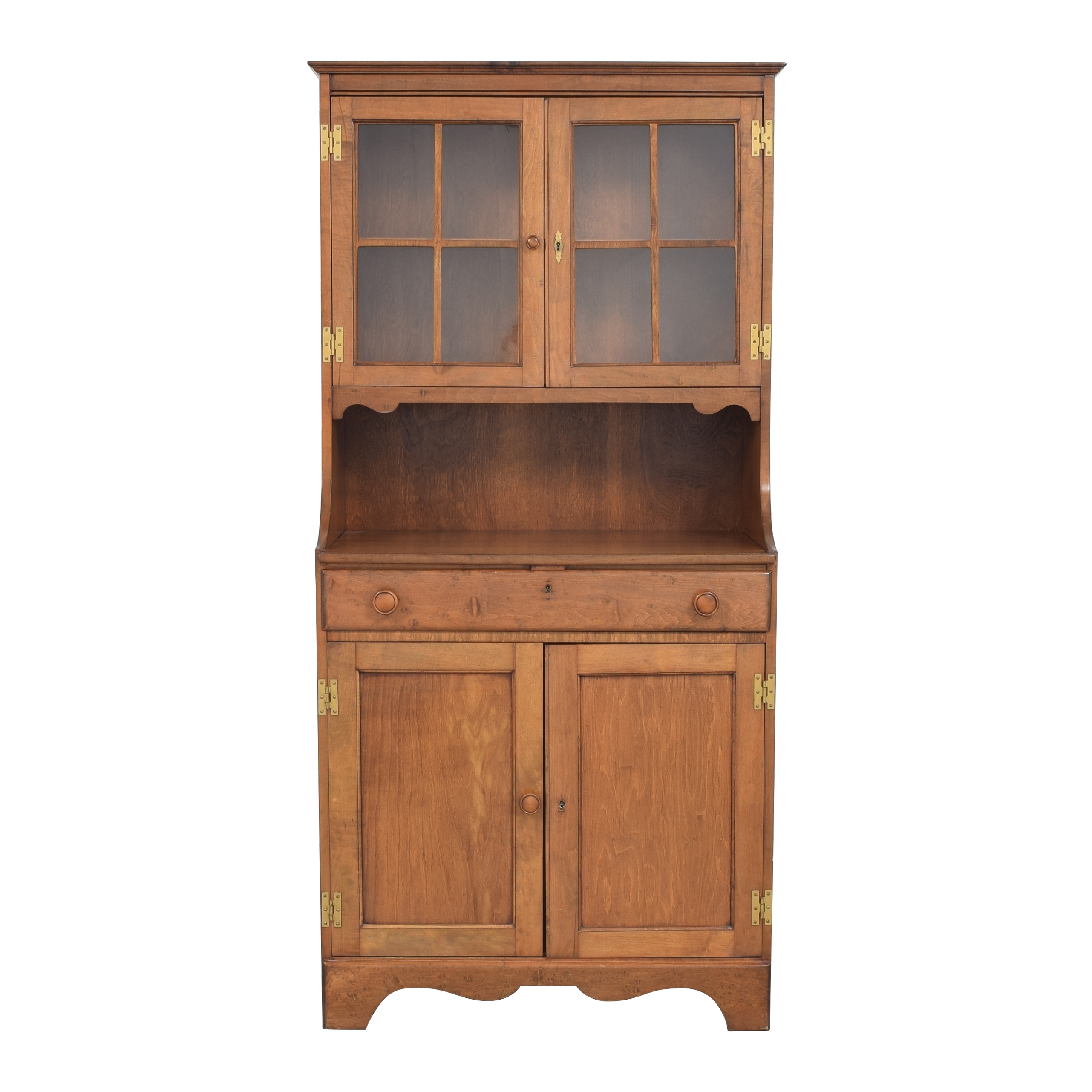 French Country Style Hutch dimensions