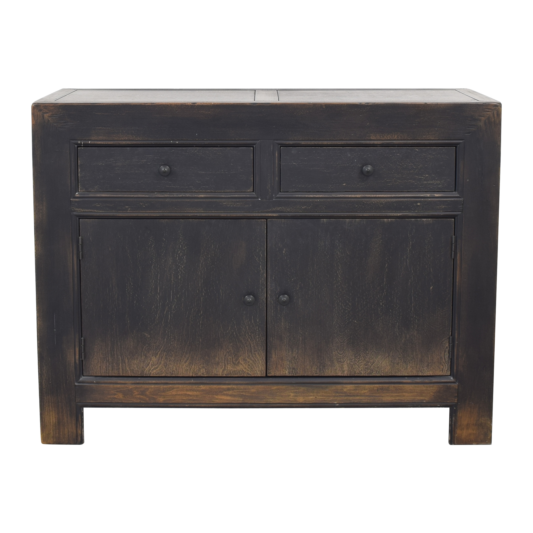 buy Pottery Barn Dawson Media Cabinet Pottery Barn