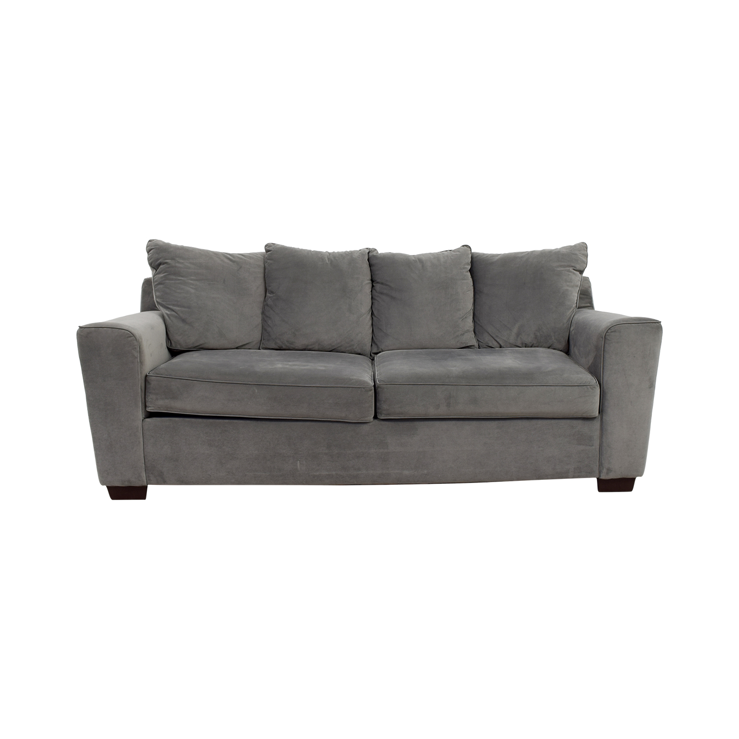 Jennifer Convertible Jennifer Convertible Microfiber Sofa Sofas