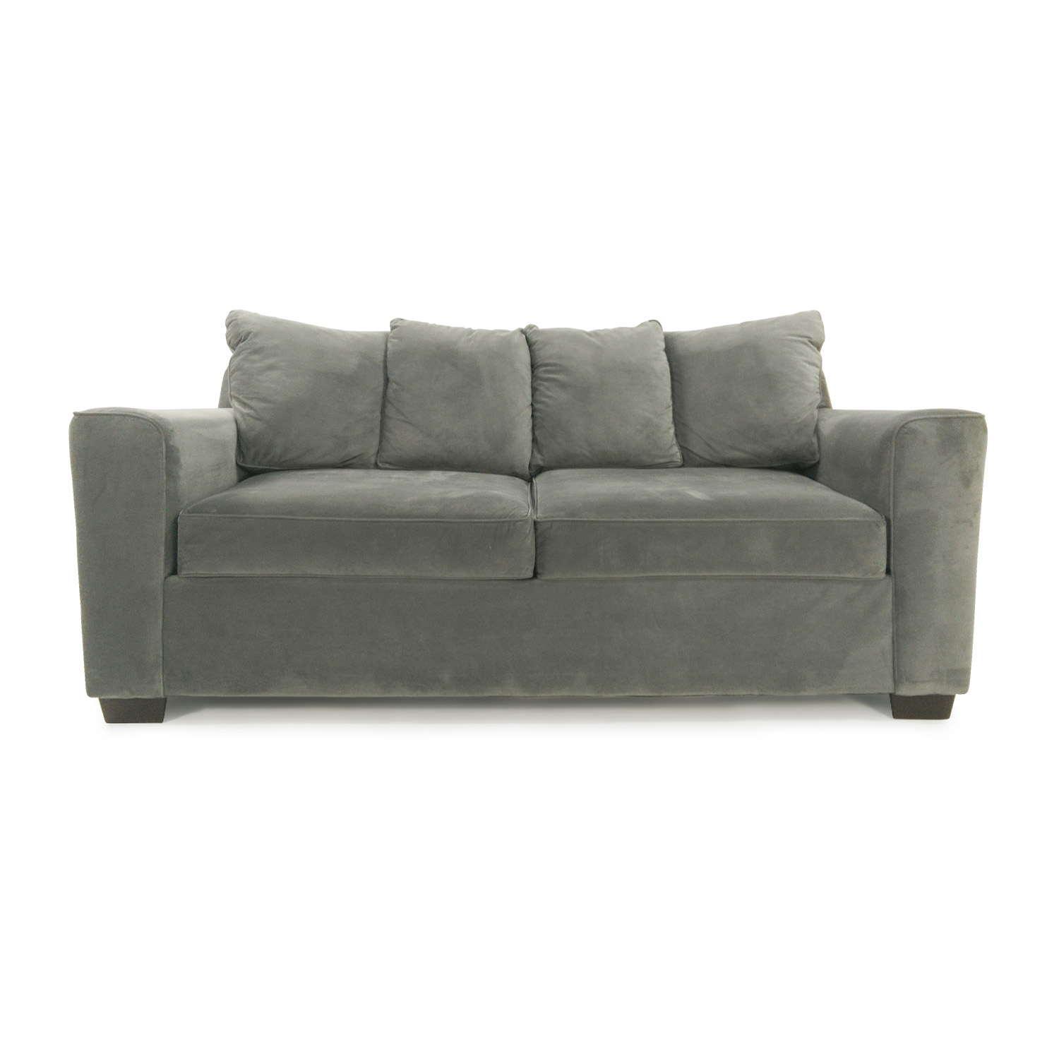 Shop microfiber second hand furniture for Second hand sofas
