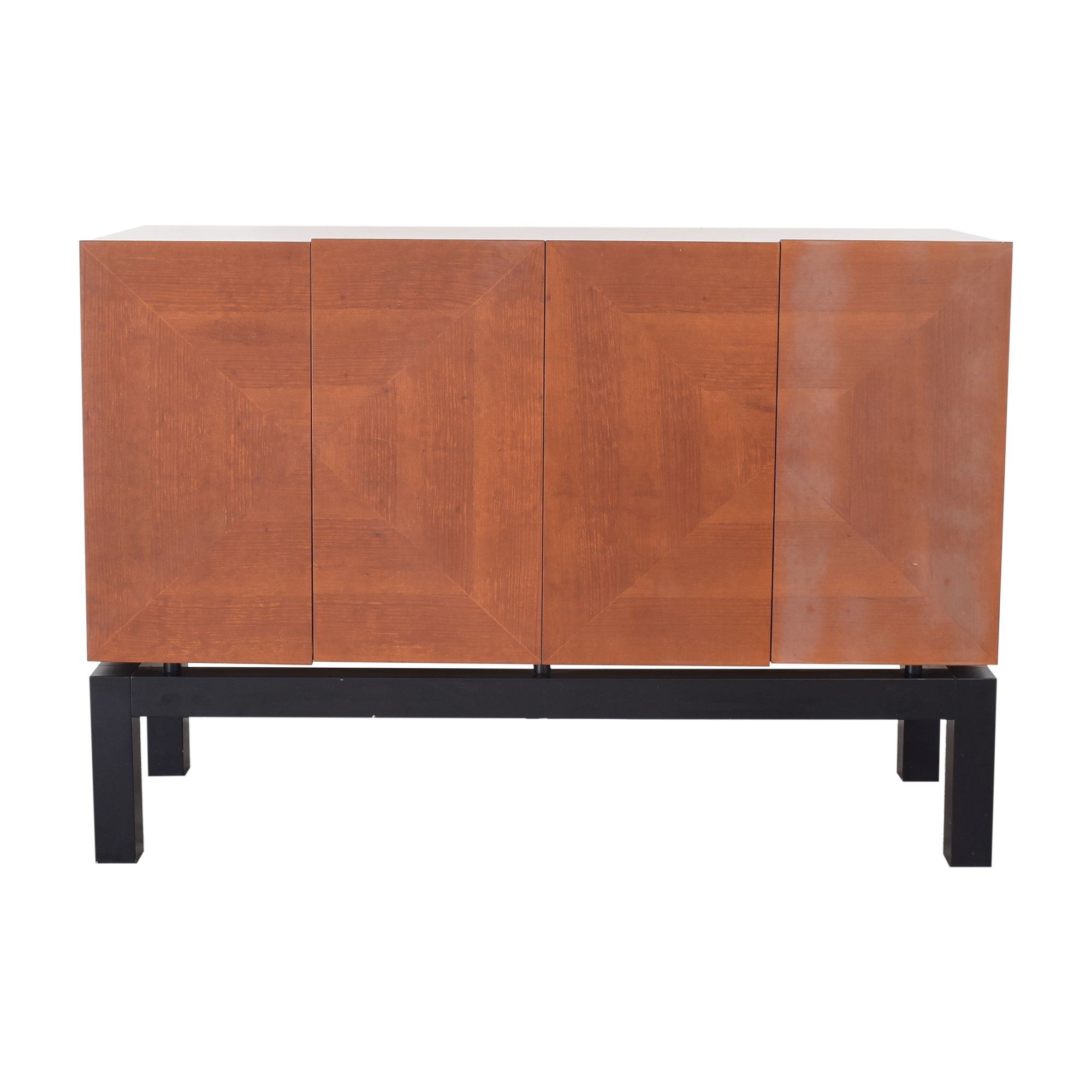 Ligna Furniture Ligna Furniture Console brown & black