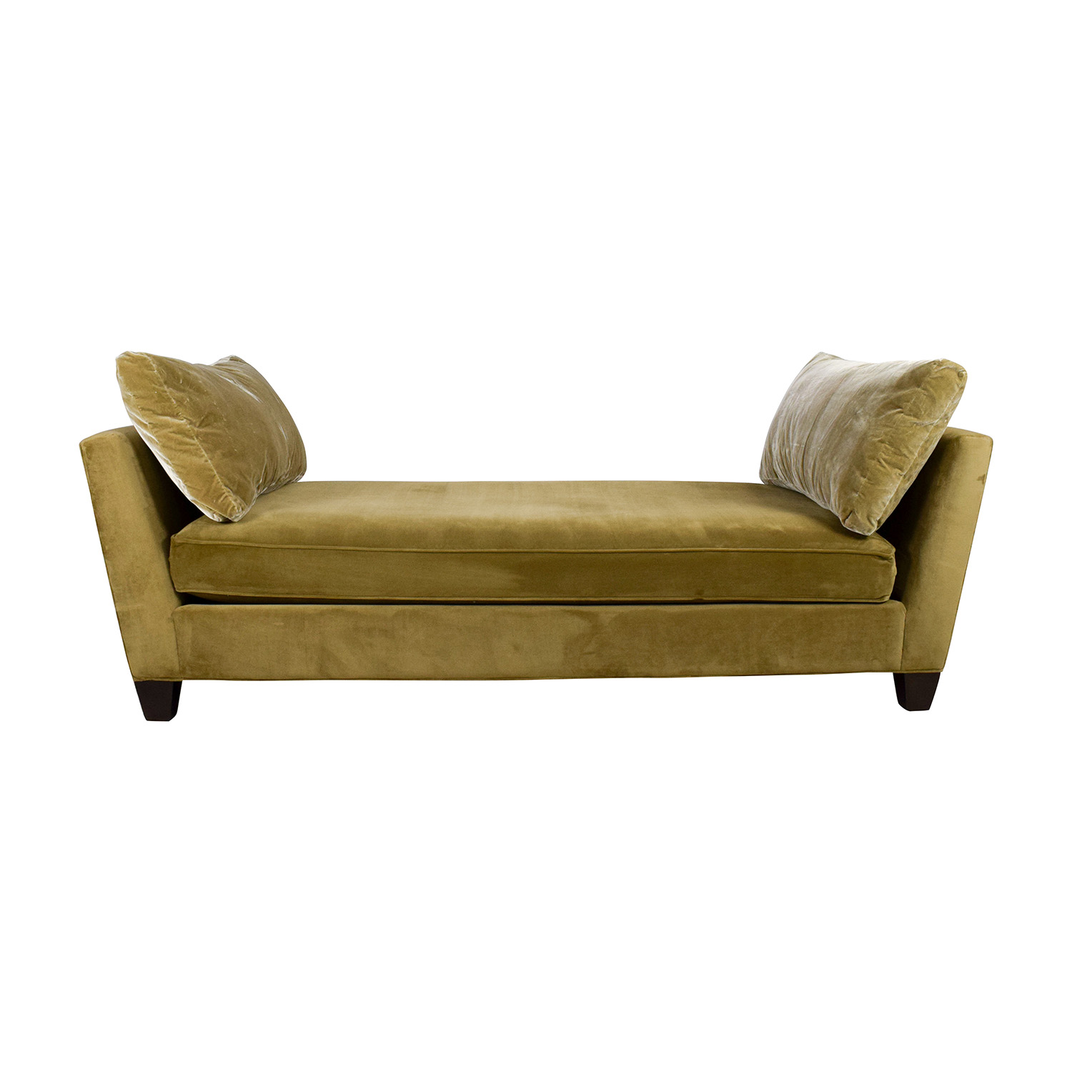 Crate U0026 Barrel Simone Daybed / Classic Sofas ...