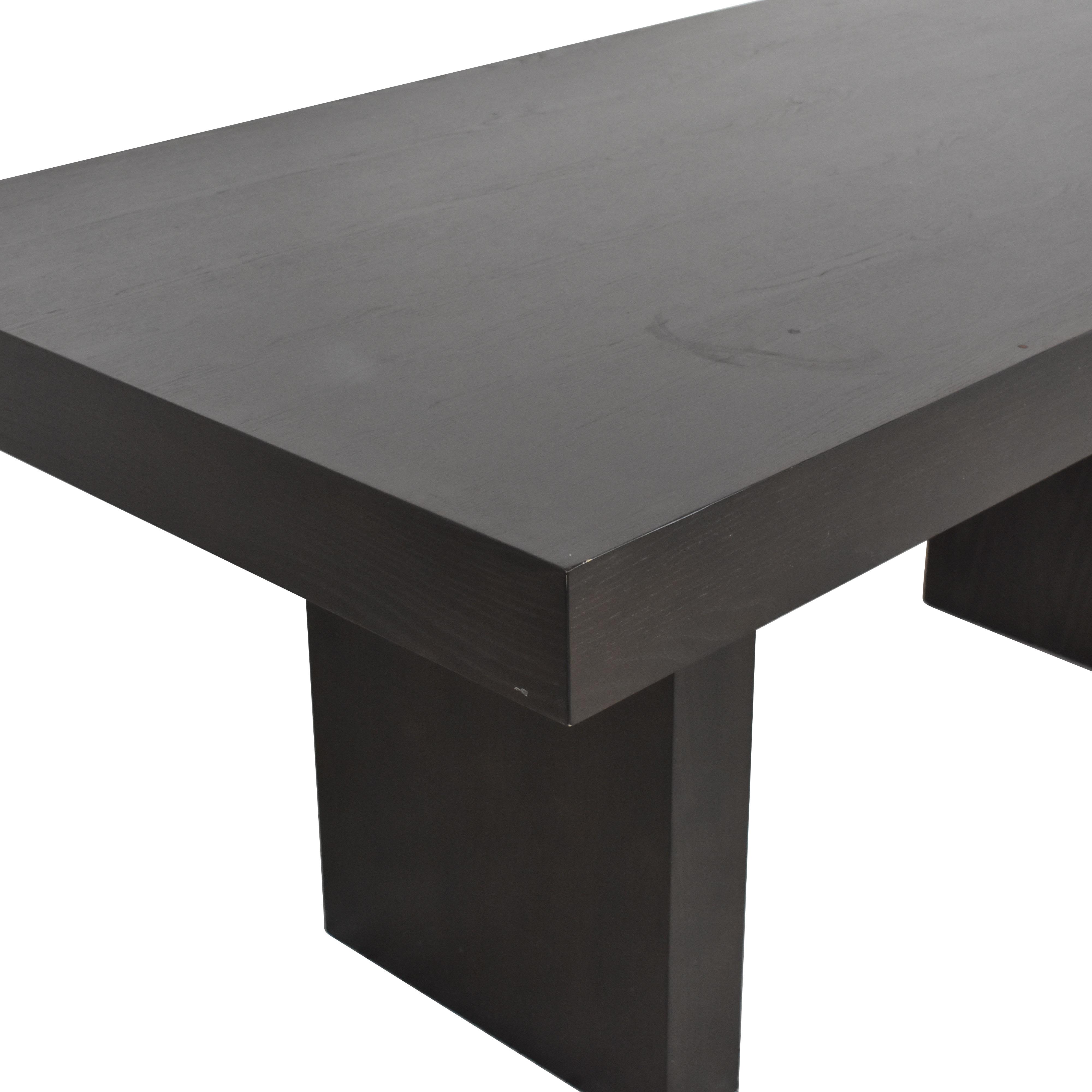 West Elm West Elm Terra Dining Table dimensions