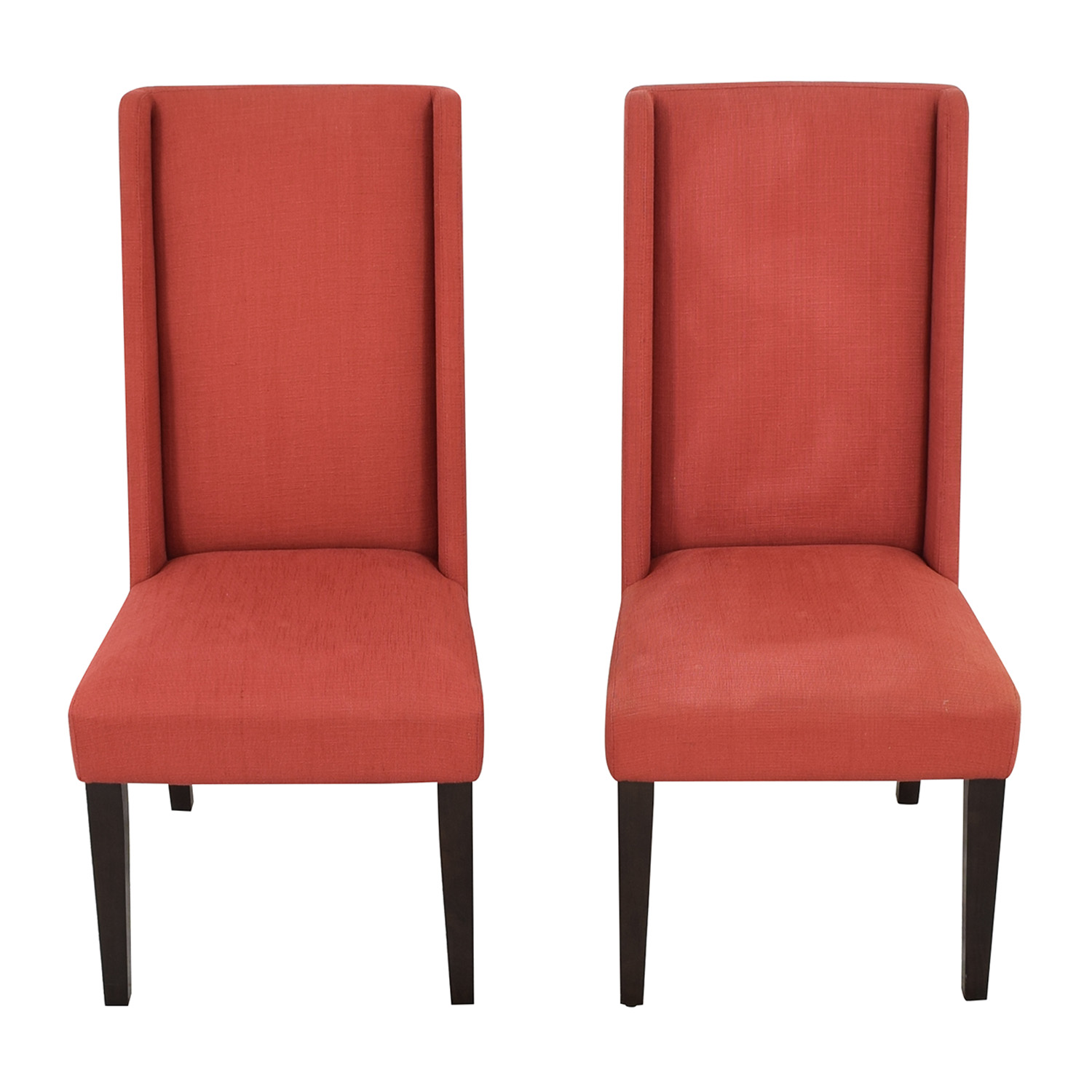 West Elm West Elm Willoughby Dining Chairs dimensions