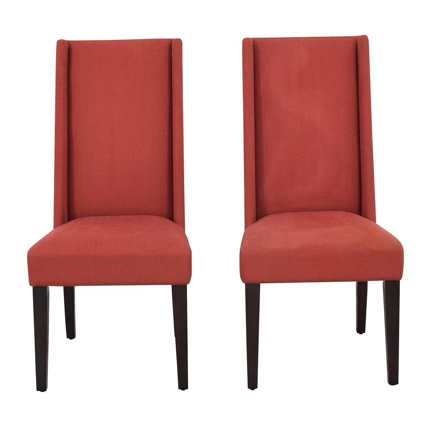 West Elm West Elm Willoughby Dining Chairs for sale