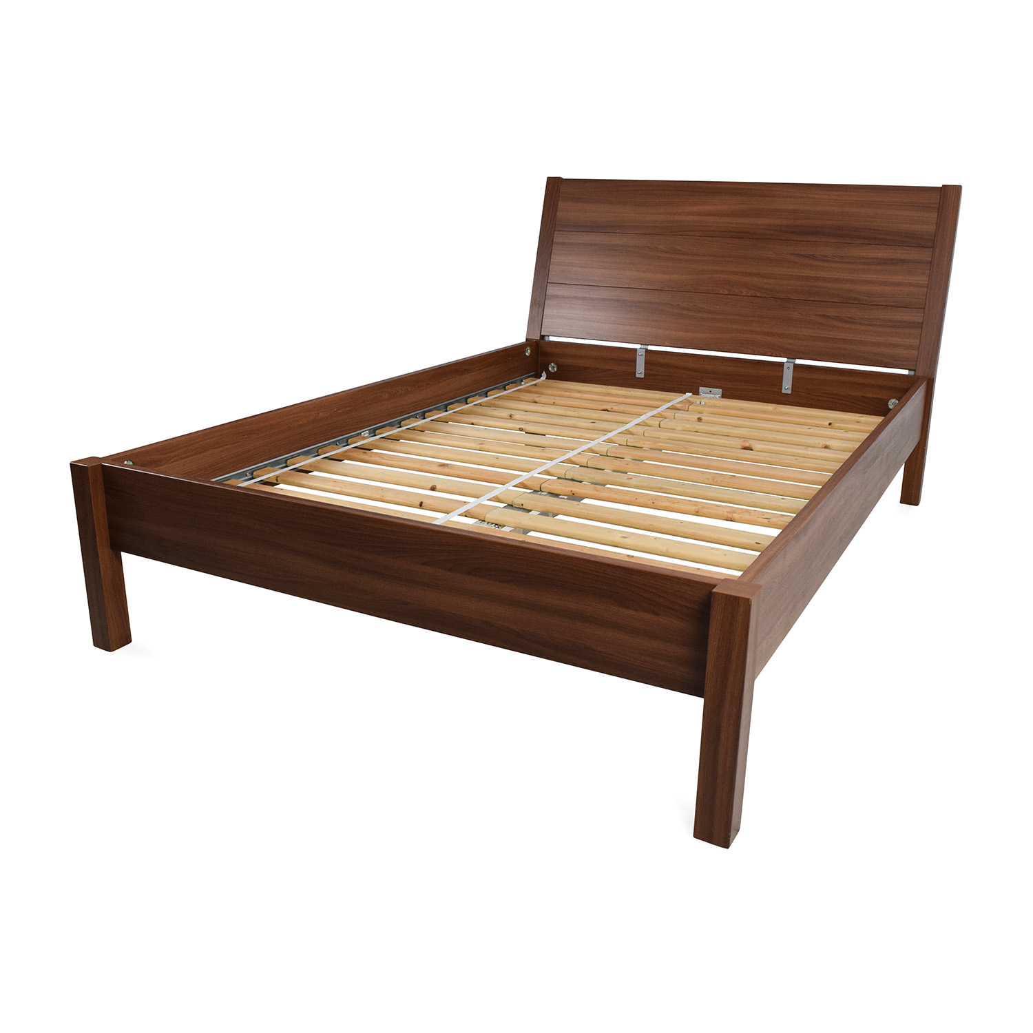 buy ikea full size brown bed frame ikea beds