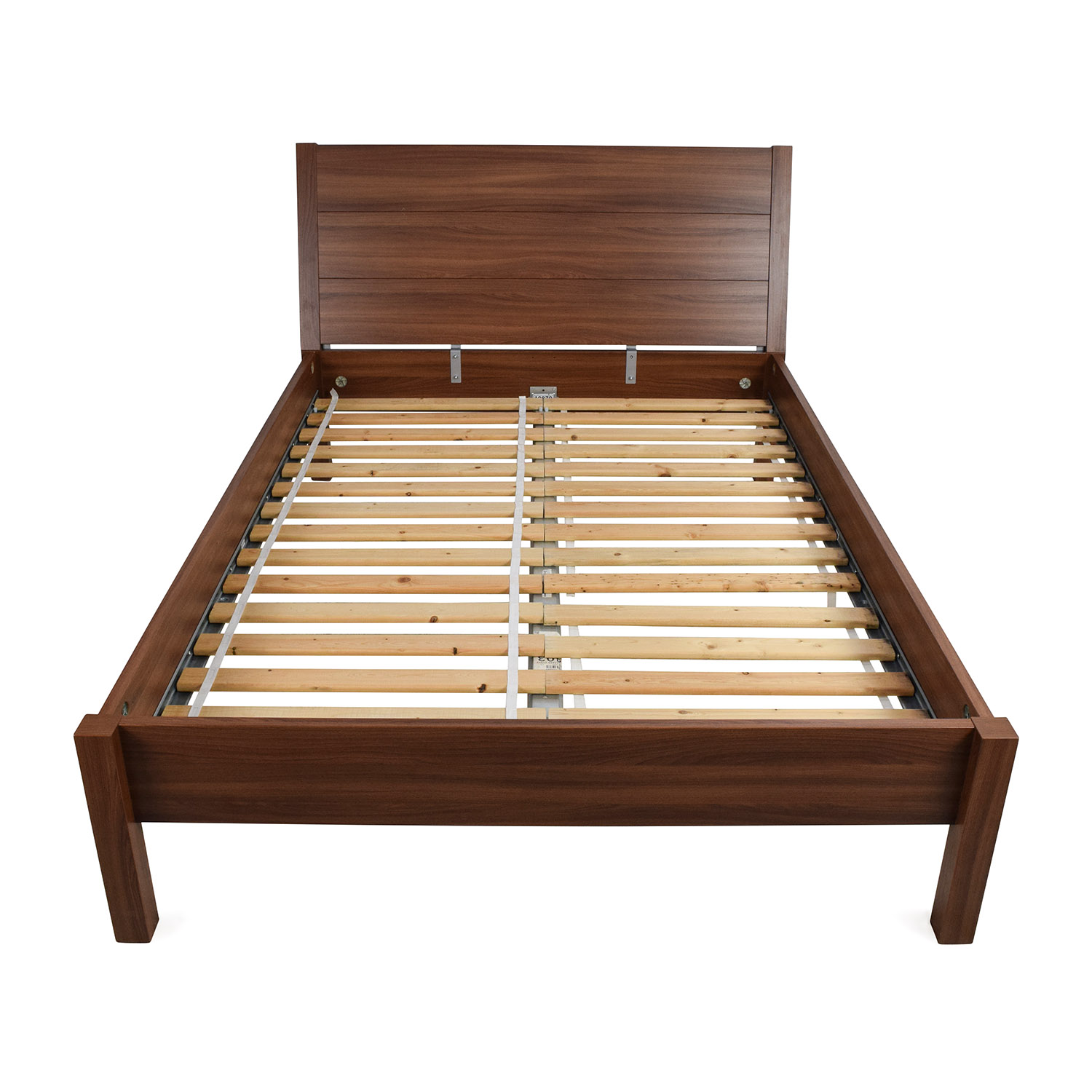 Bed frame used used bed frame used bed frame buying for Full size bed frame