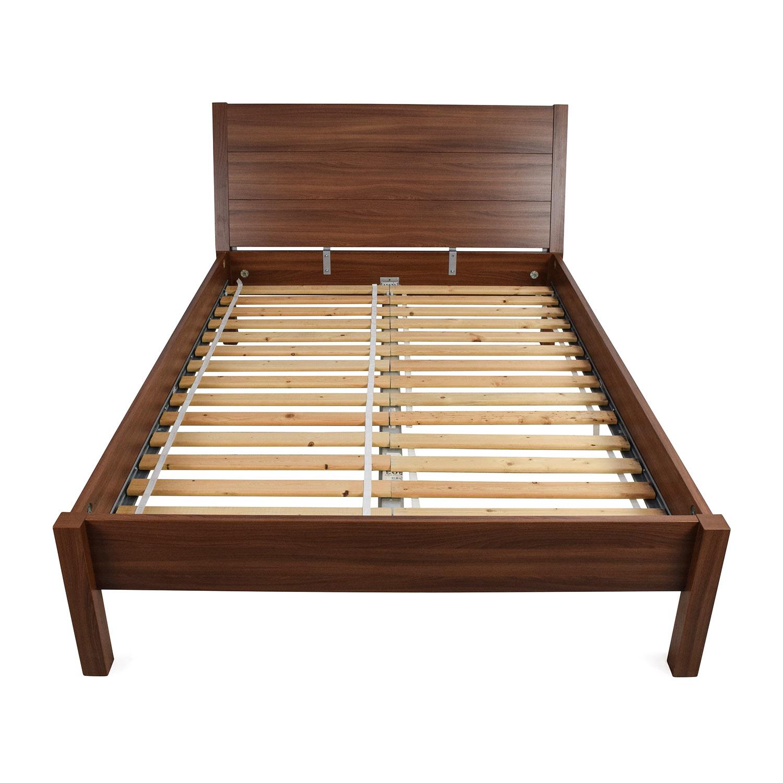 ikea full size bed - Nehabe.codeemperor