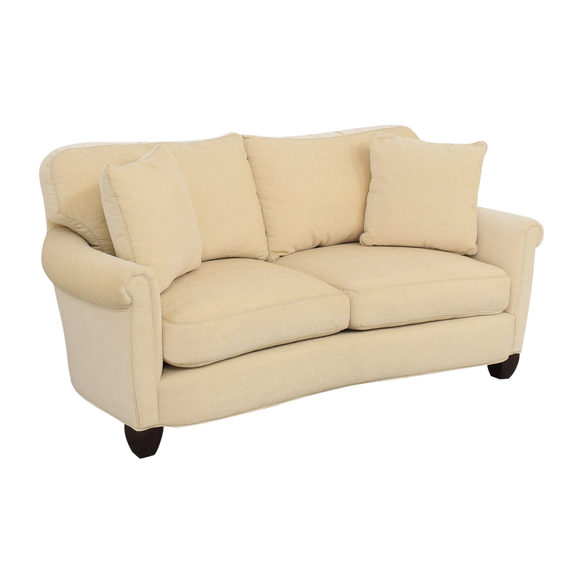 Country Willow Country Willow Apartment Sofa on sale