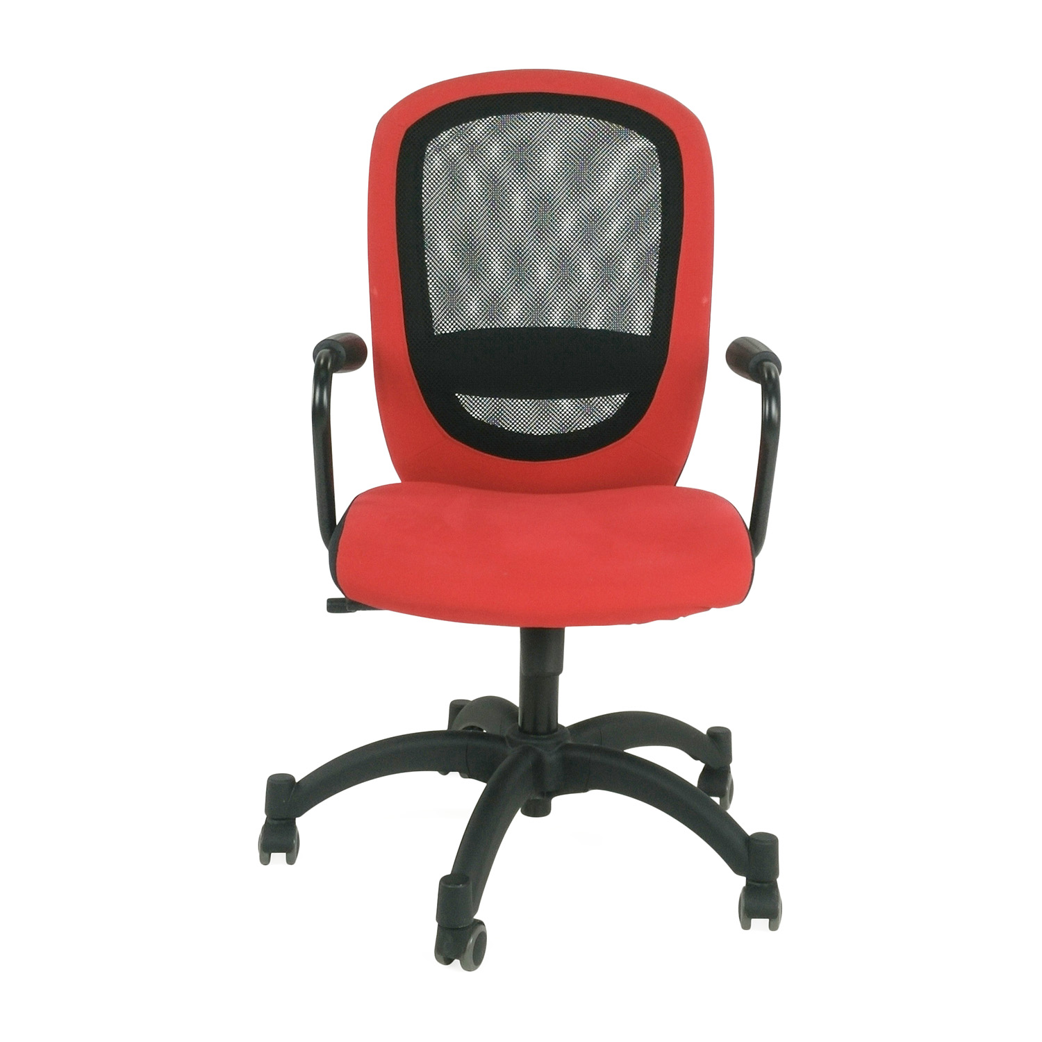 IKEA Red Office Chair Red / Black