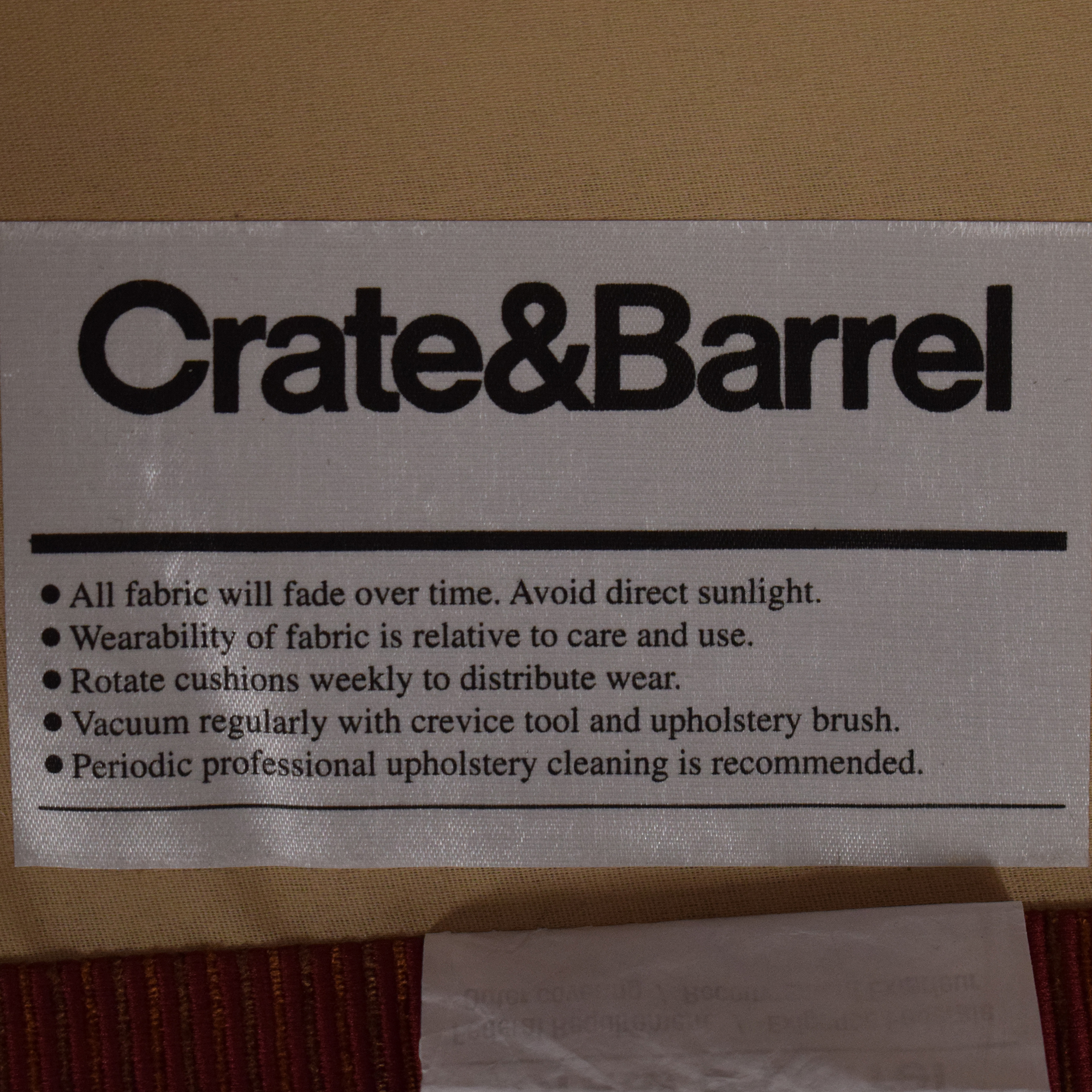 Crate & Barrel Crate & Barrel Accent Chair Chairs