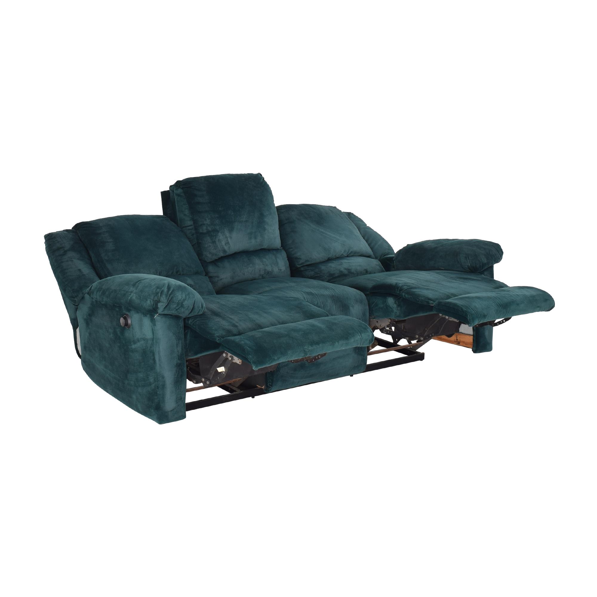 Berkline Berkline Reclining Sofa coupon