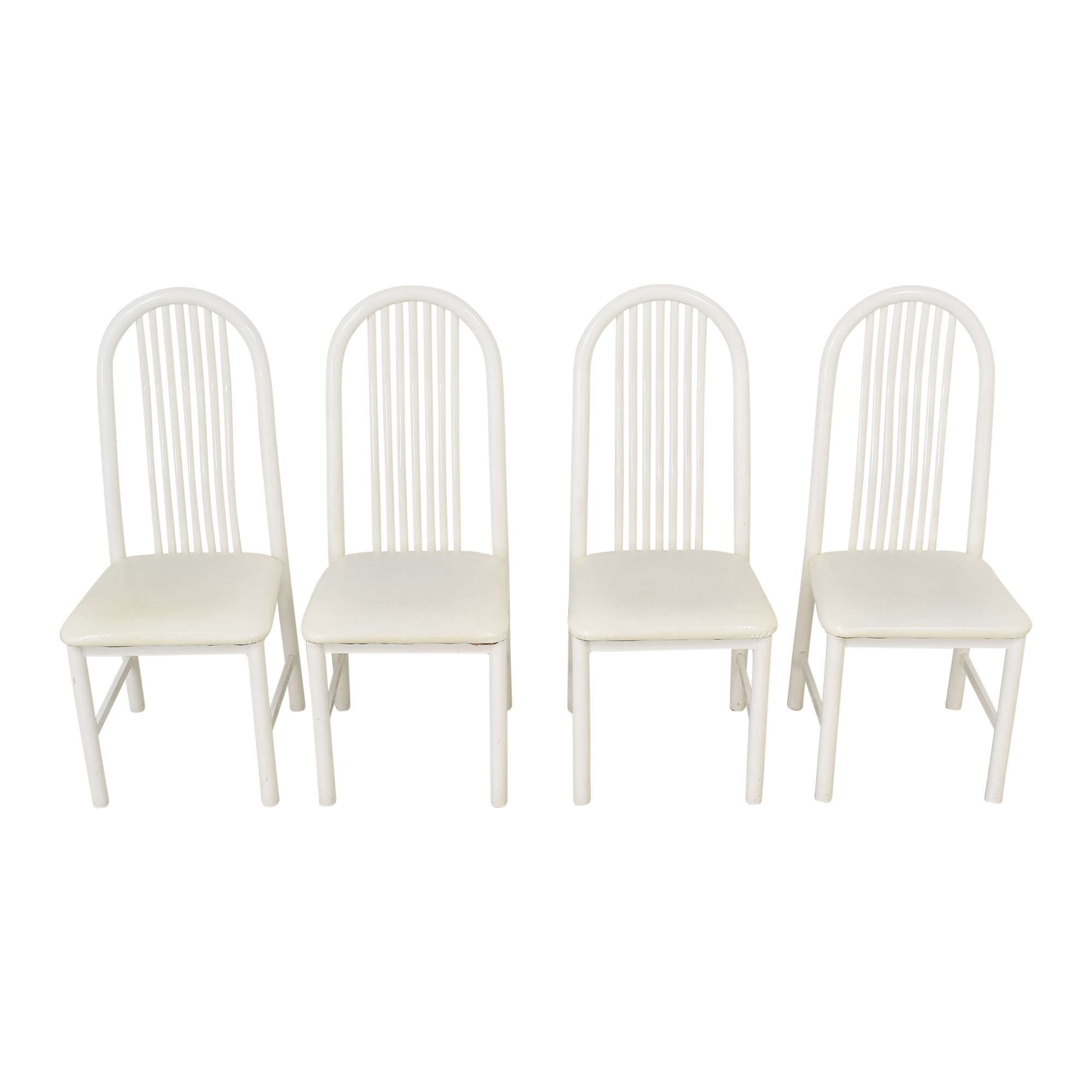 Arch Back Dining Chairs