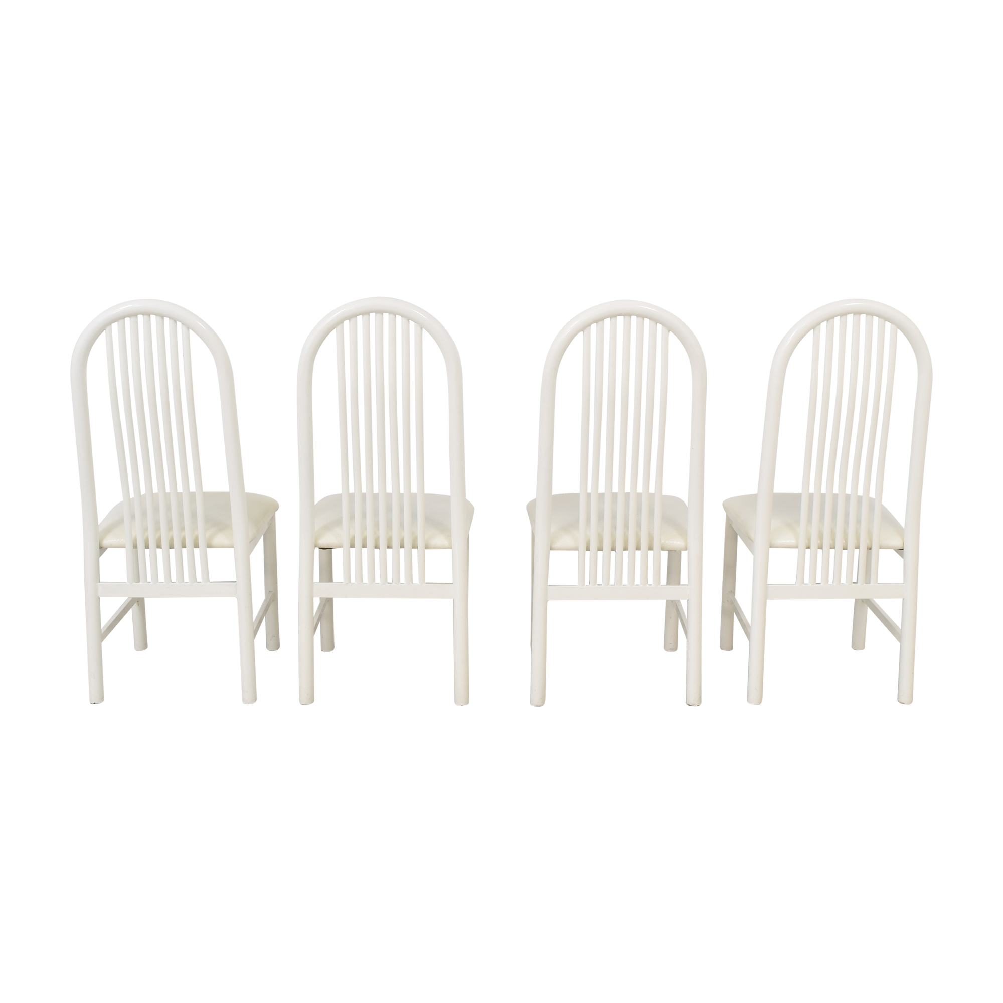 Arch Back Dining Chairs / Chairs