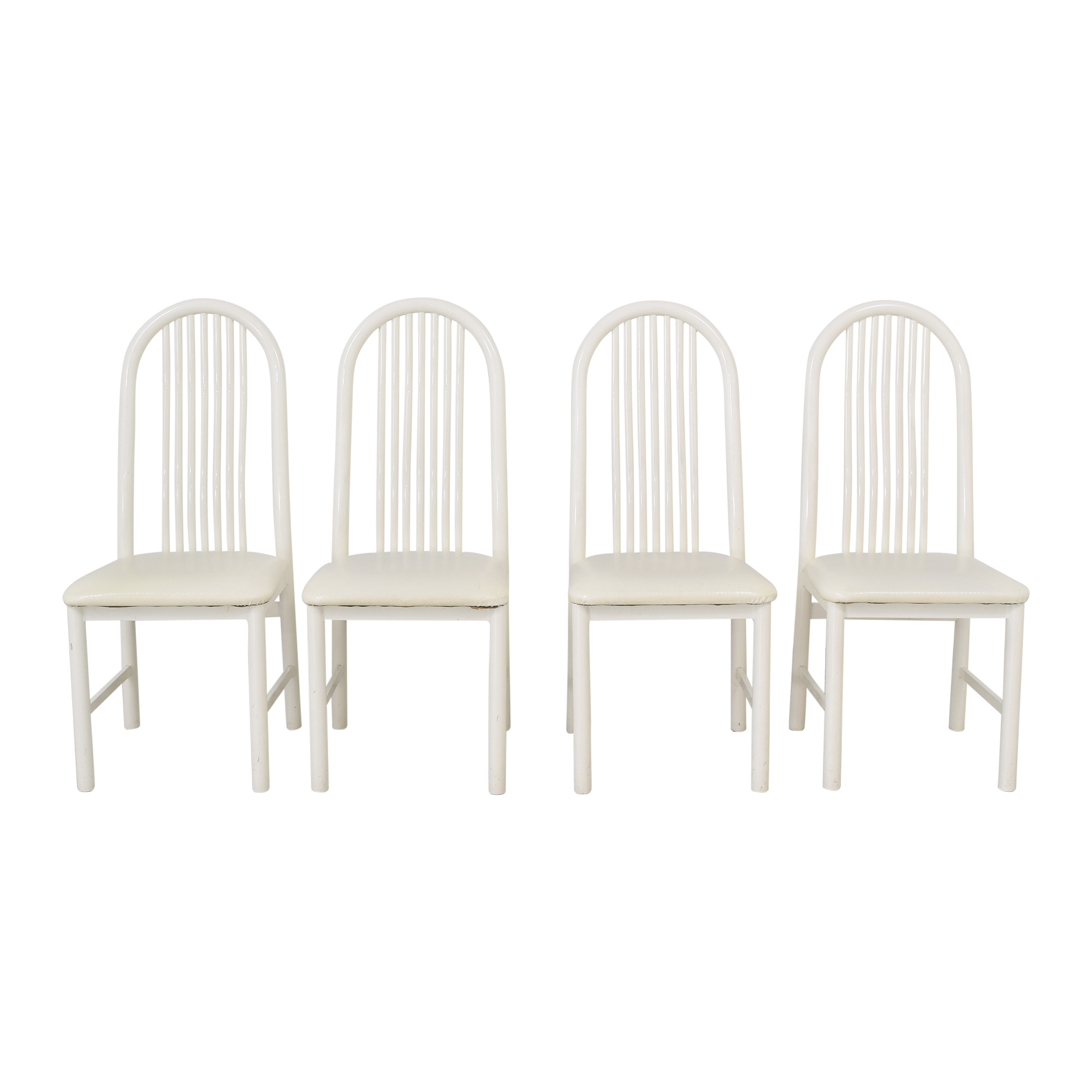 Arch Back Dining Chairs price