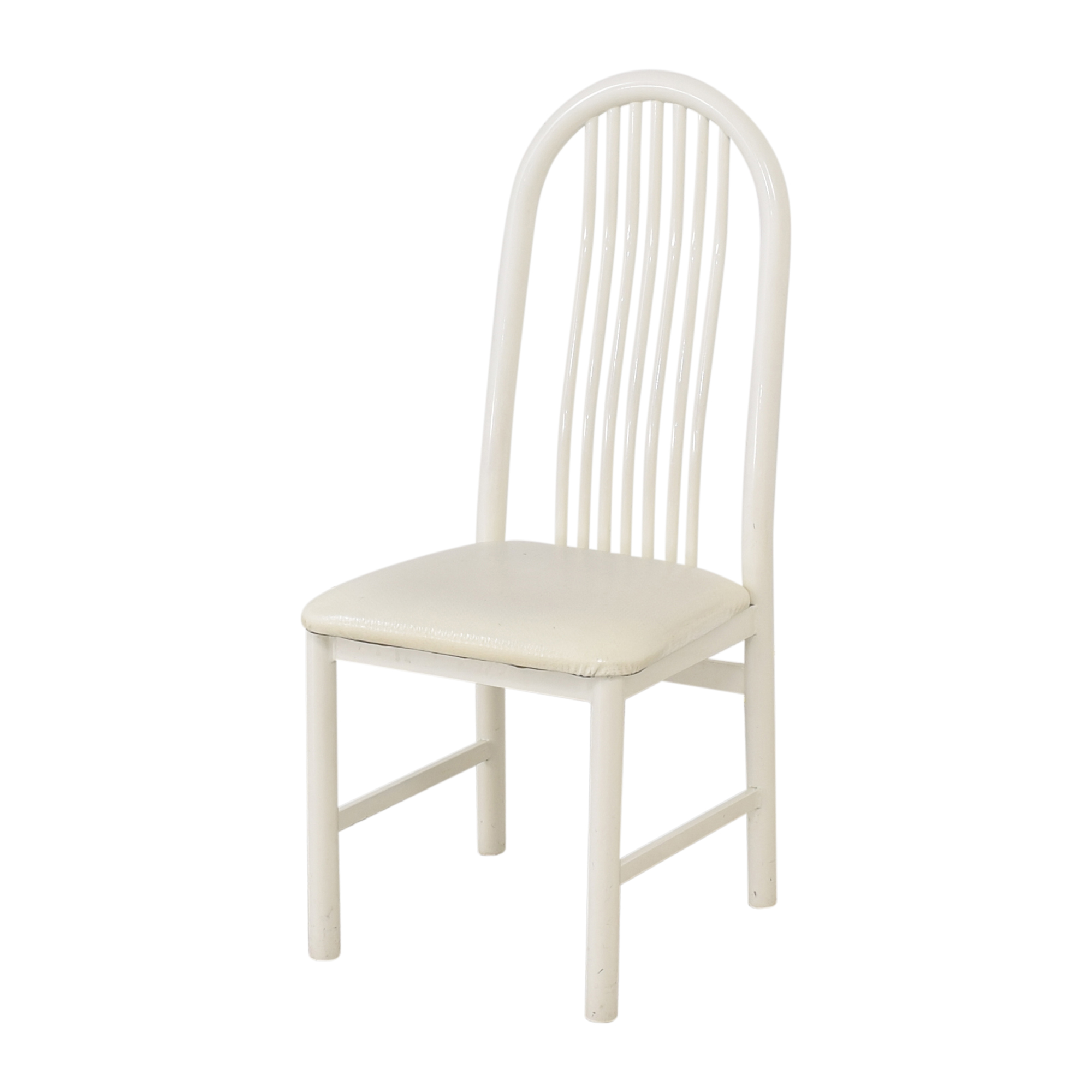 82 Off Arch Back Dining Chairs Chairs