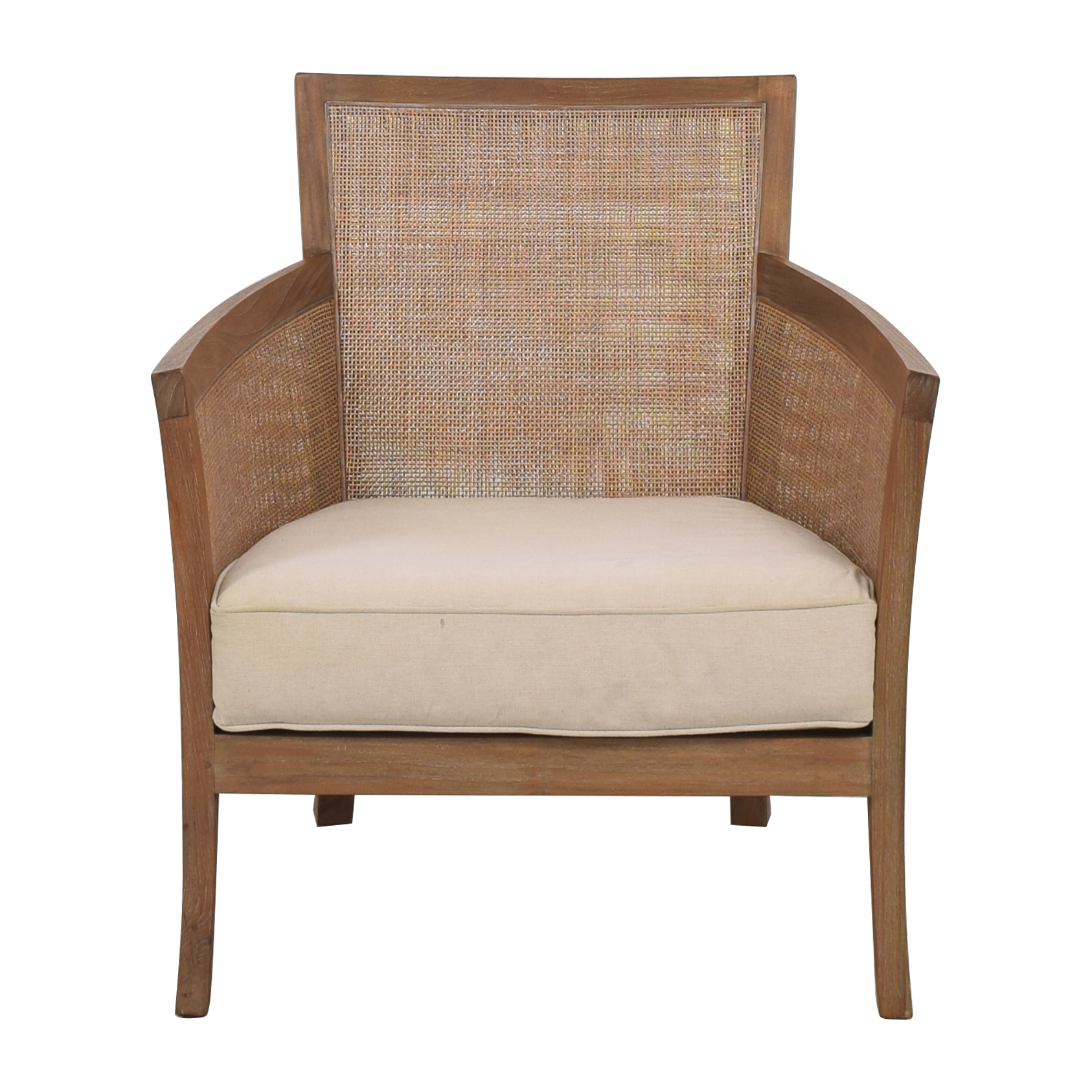 Crate & Barrel Crate & Barrel Blake Accent Chair ma