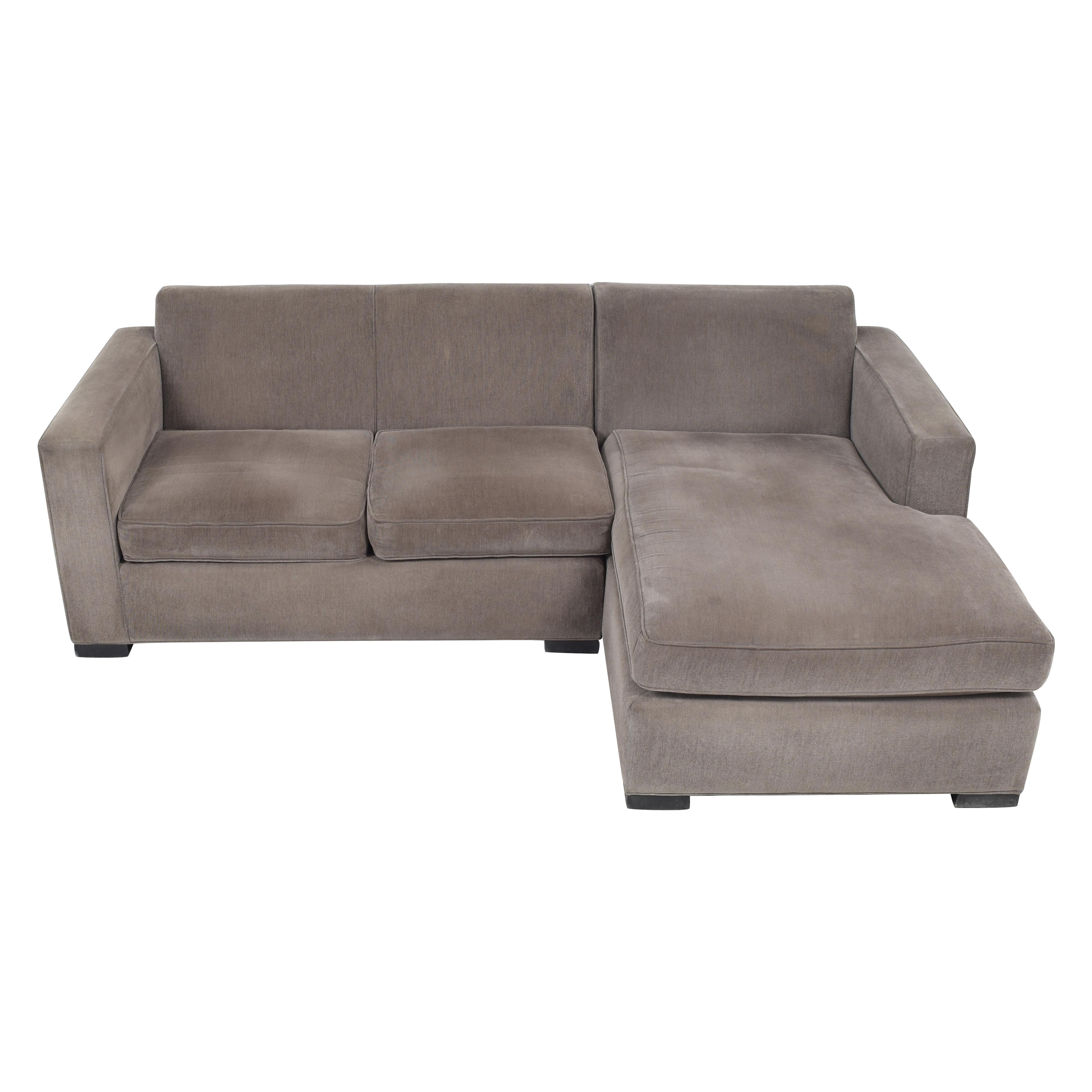 buy Room & Board Room & Board Morrison Sectional Sofa online