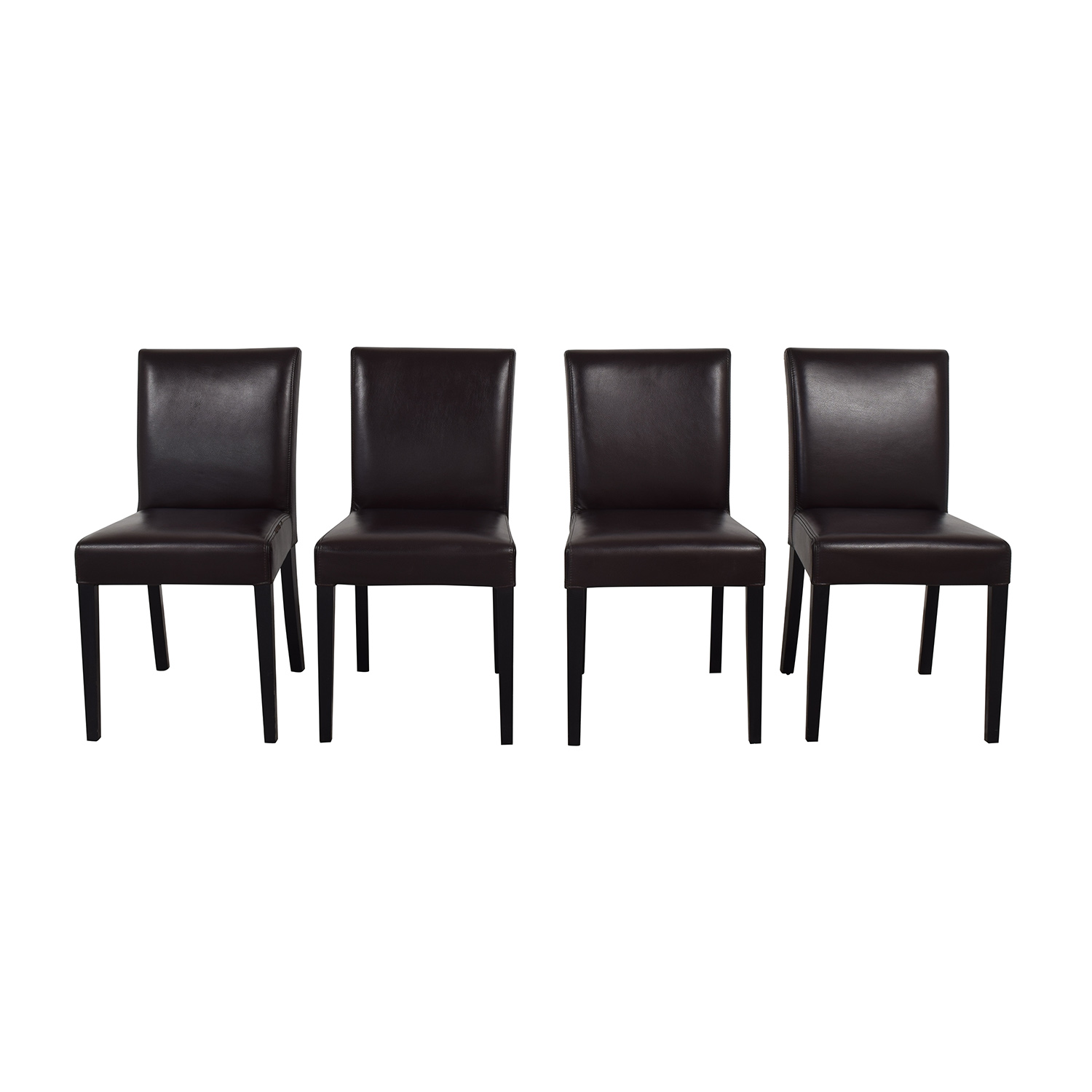 Crate & Barrel Crate & Barrel Lowe Dining Chairs price