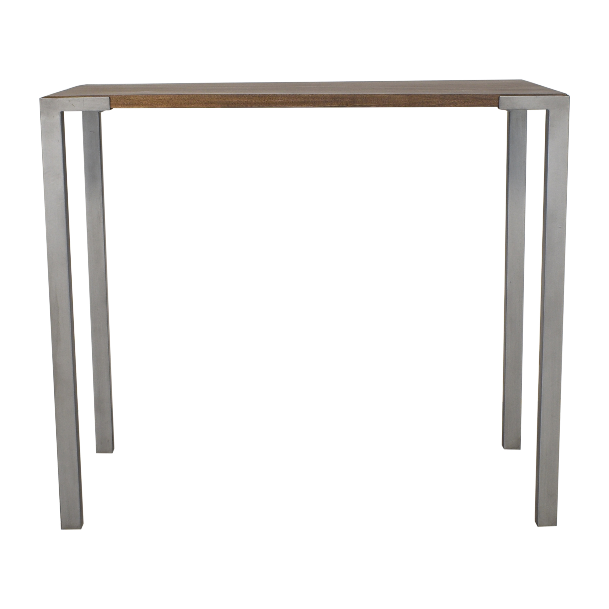 CB2 CB2 Stilt High Dining Table dimensions