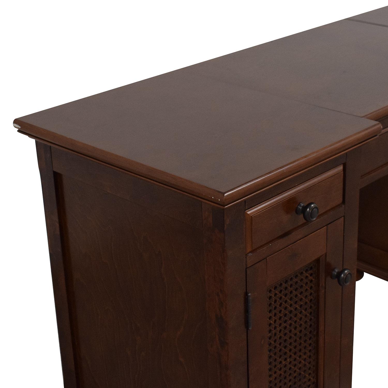buy Restoration Hardware Restoration Hardware British Cane Vanity online