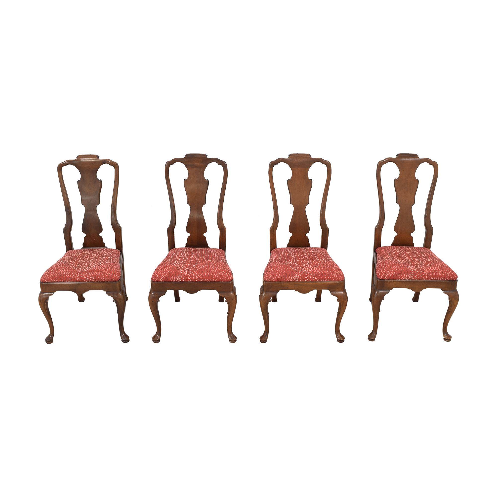 Henredon Queen Anne Chairs / Chairs