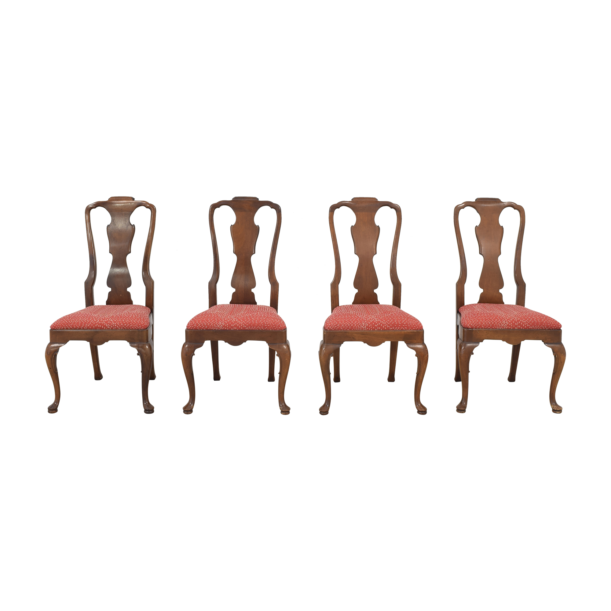 Henredon Furniture Henredon Queen Anne Chairs on sale