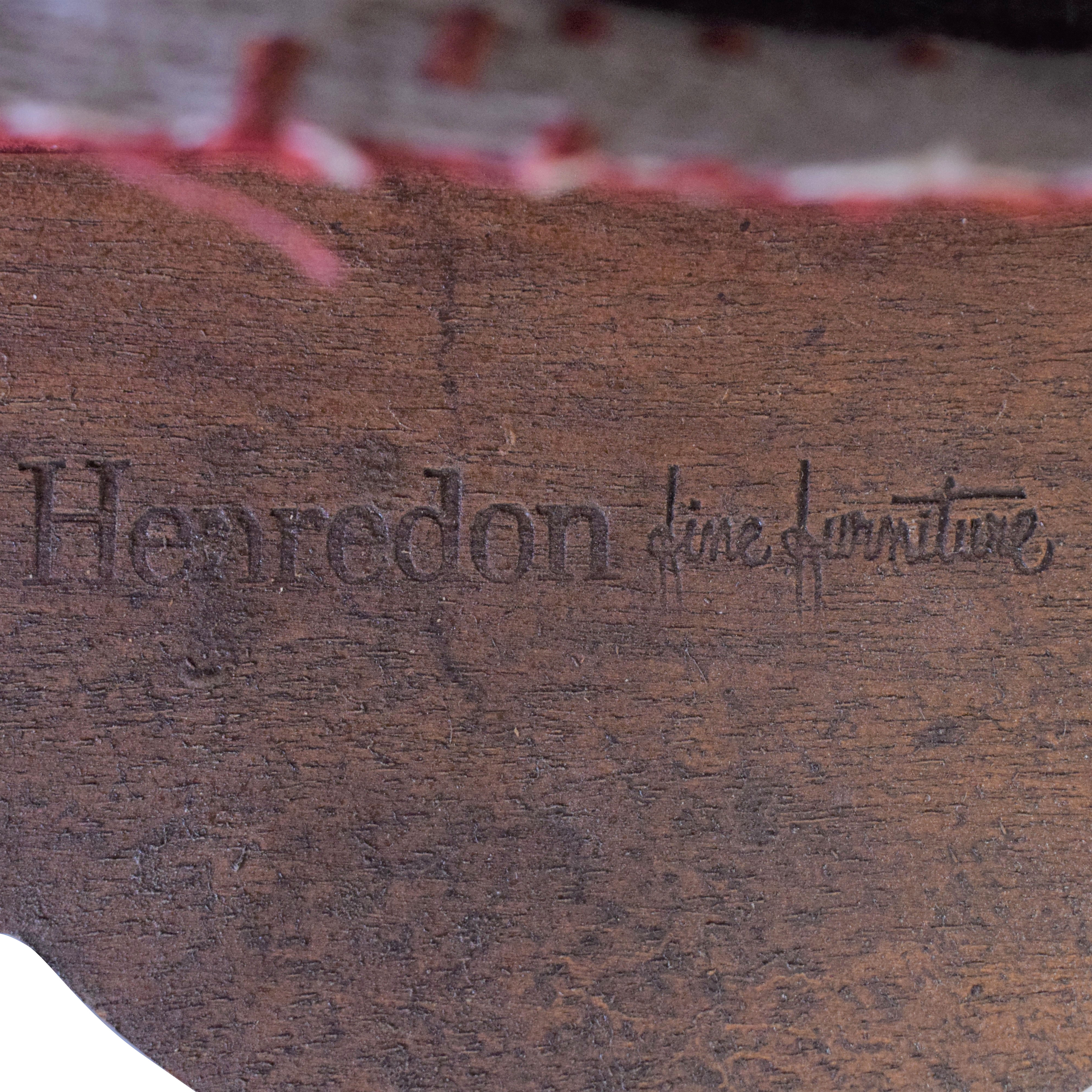 Henredon Furniture Henredon Queen Anne Chairs nj