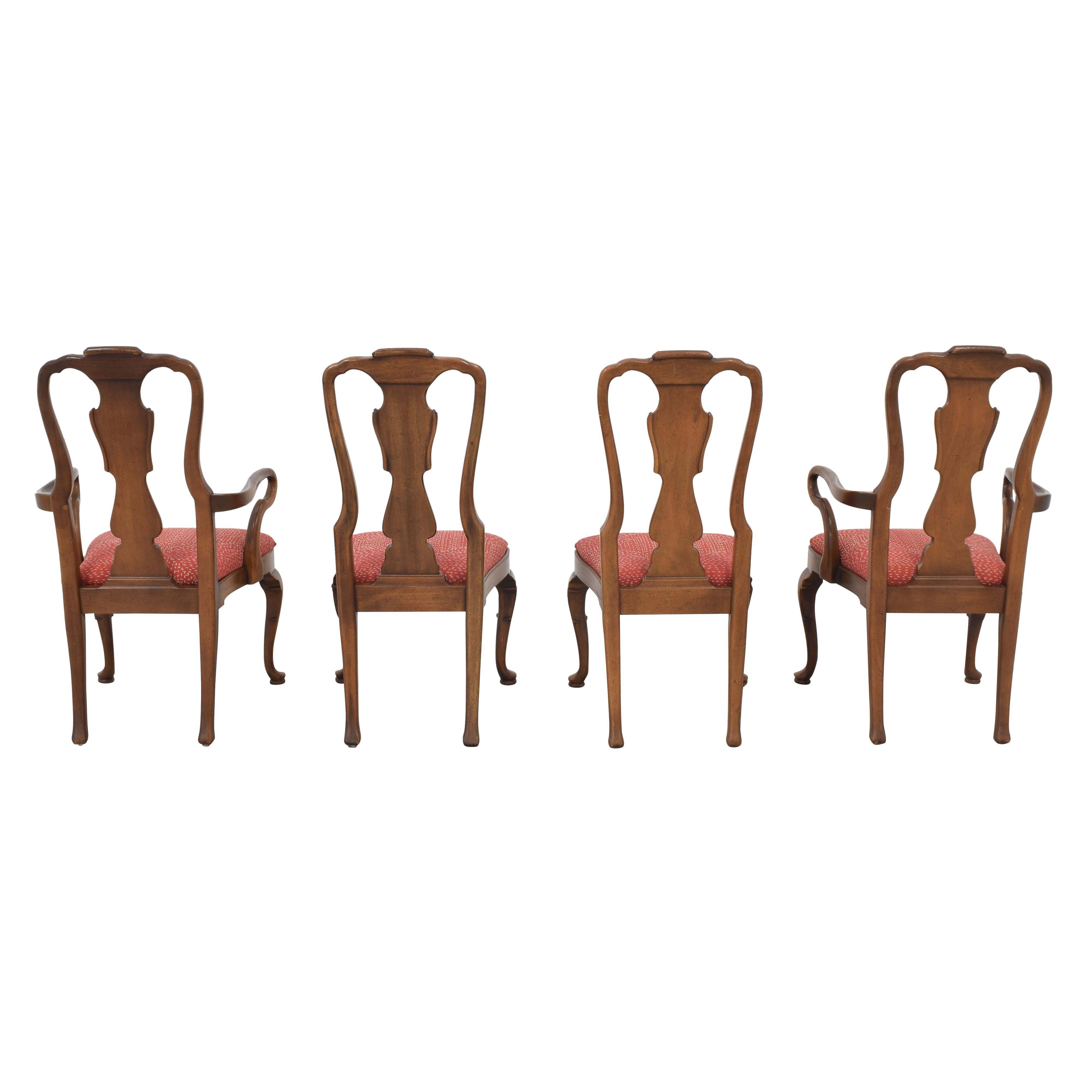 Henredon Furniture Henredon Queen Anne Chairs Chairs