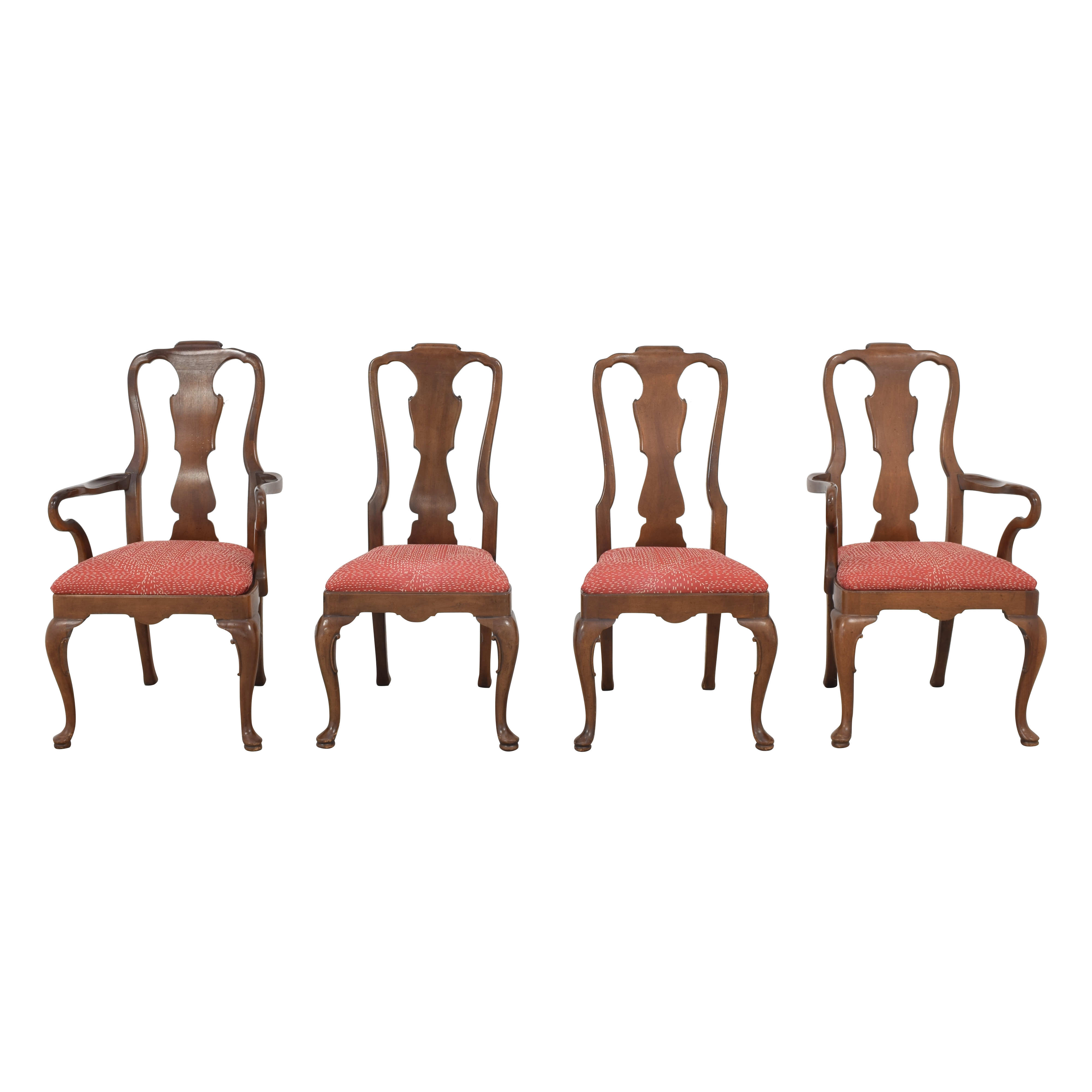 buy Henredon Queen Anne Chairs Henredon Furniture Chairs