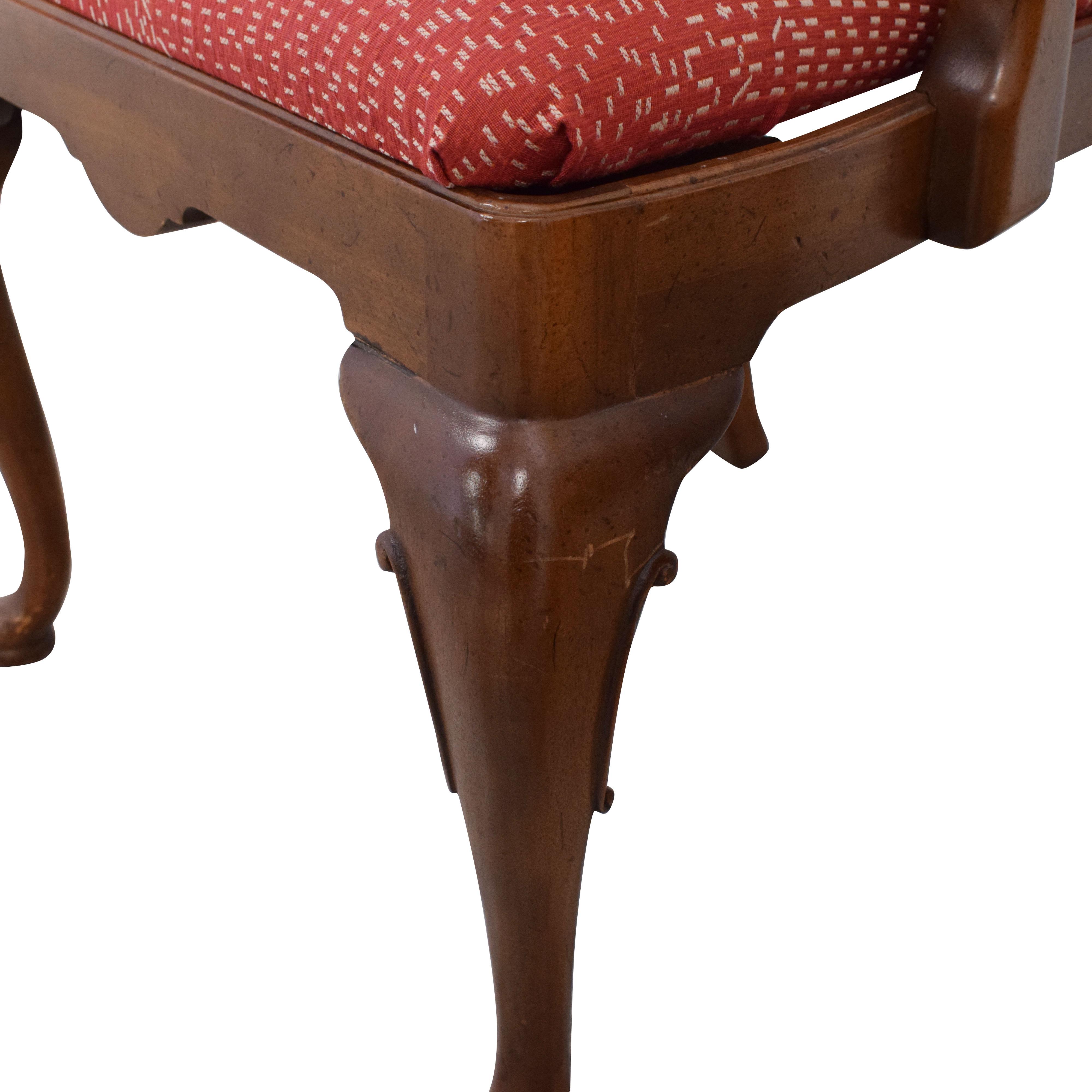 buy Henredon Queen Anne Chairs Henredon Furniture
