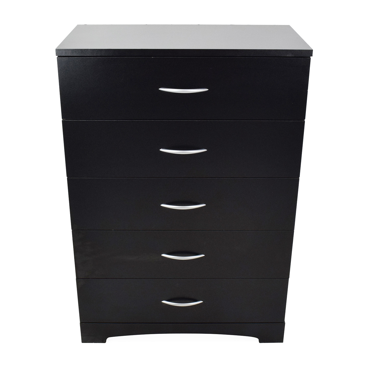 Black 5-Drawer Dresser dimensions