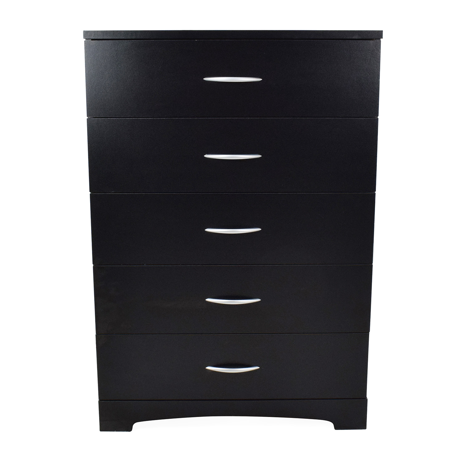Black 5-Drawer Dresser coupon