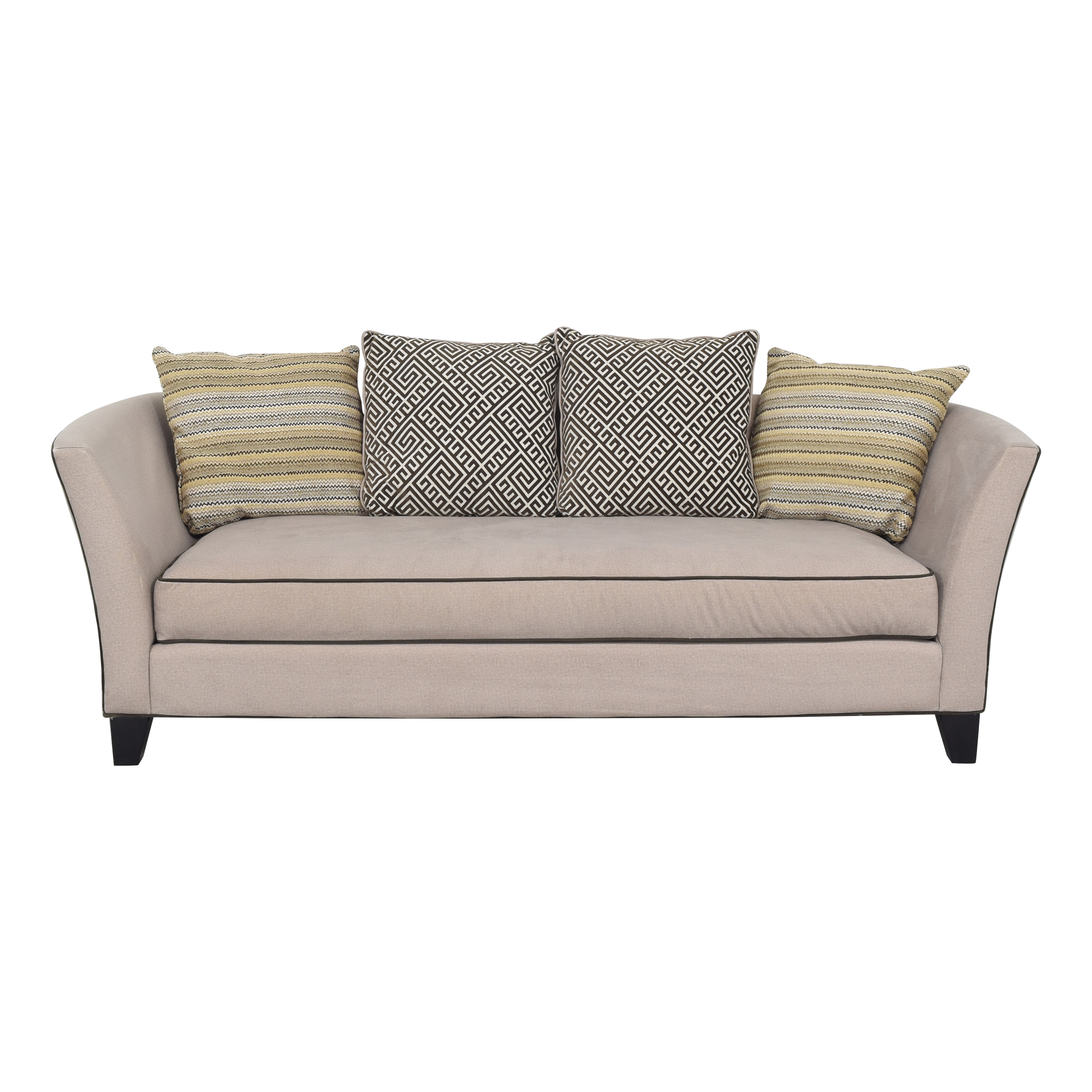 Raymour & Flanigan Raymour & Flanigan Single Cushion Sofa coupon