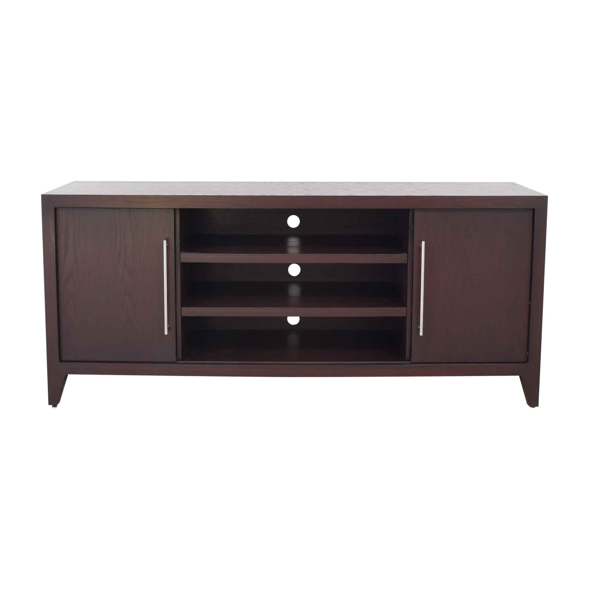 shop Media Cabinet TV Console  Cabinets & Sideboards
