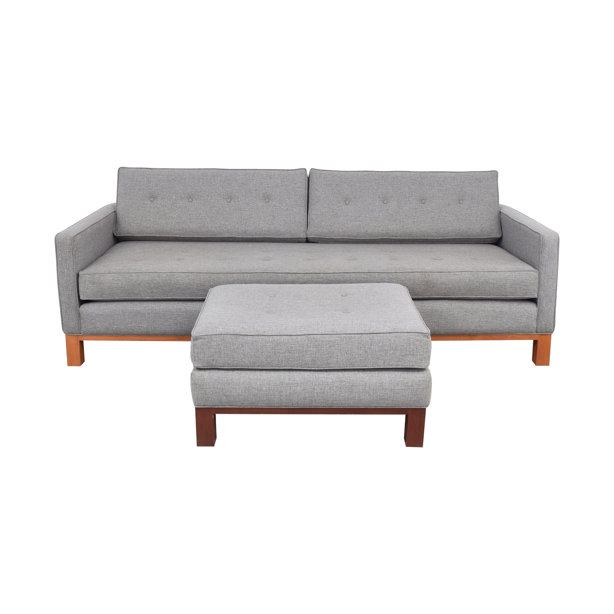 Joybird Joybird Raine Sofa & Ottoman ma