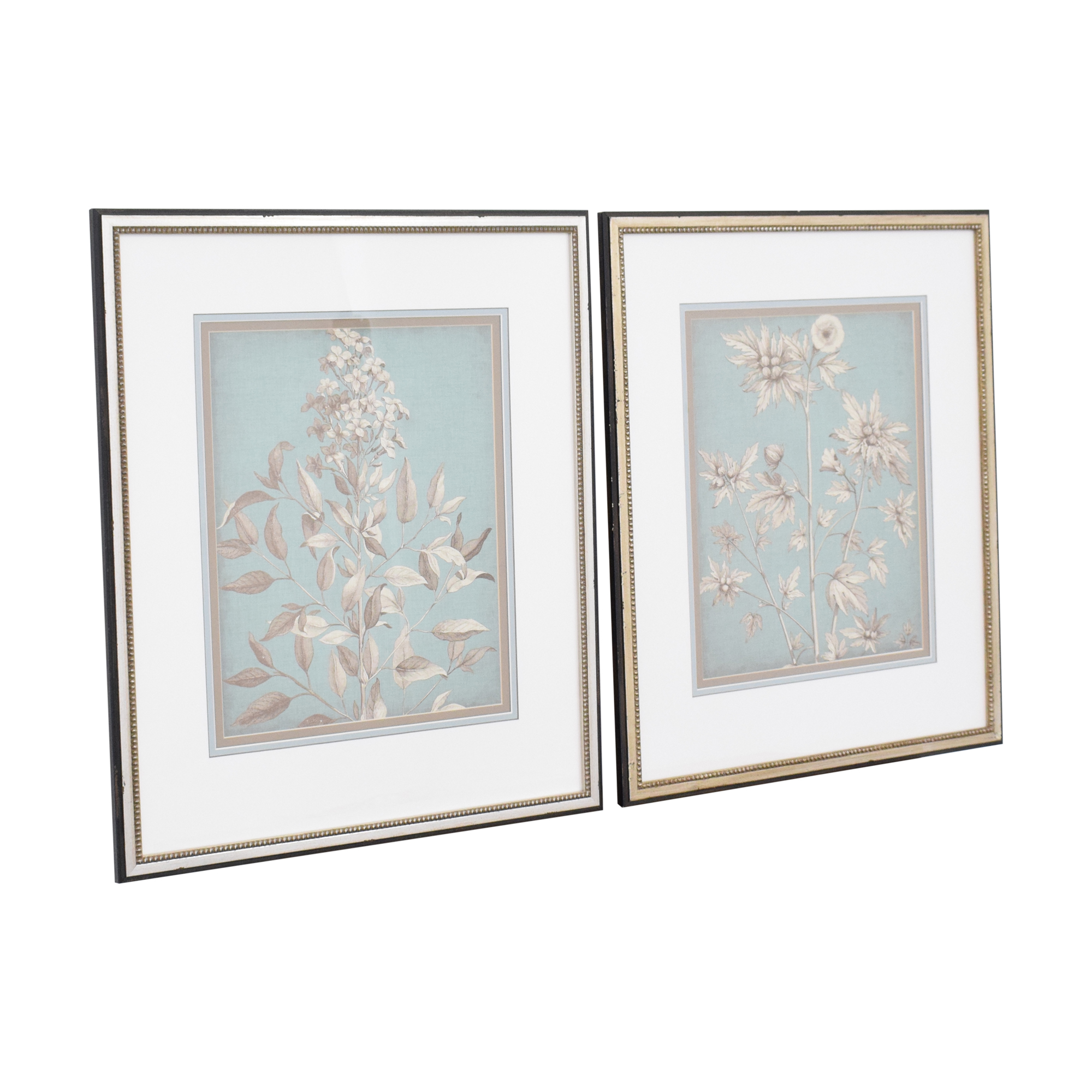 Ethan Allen Pastel Chintz Collection Wall Art sale