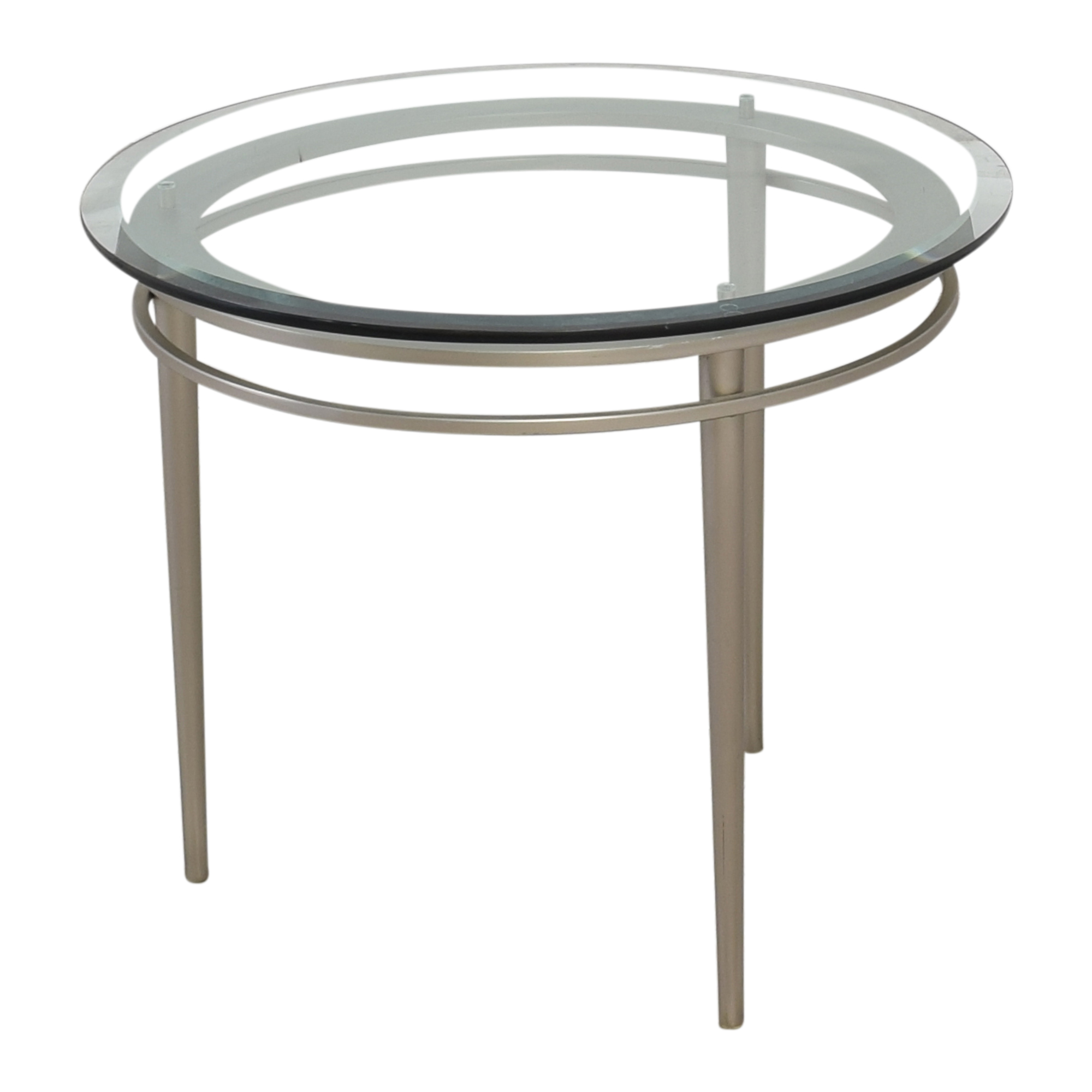 Ethan Allen Ethan Allen Round Top Side Table coupon