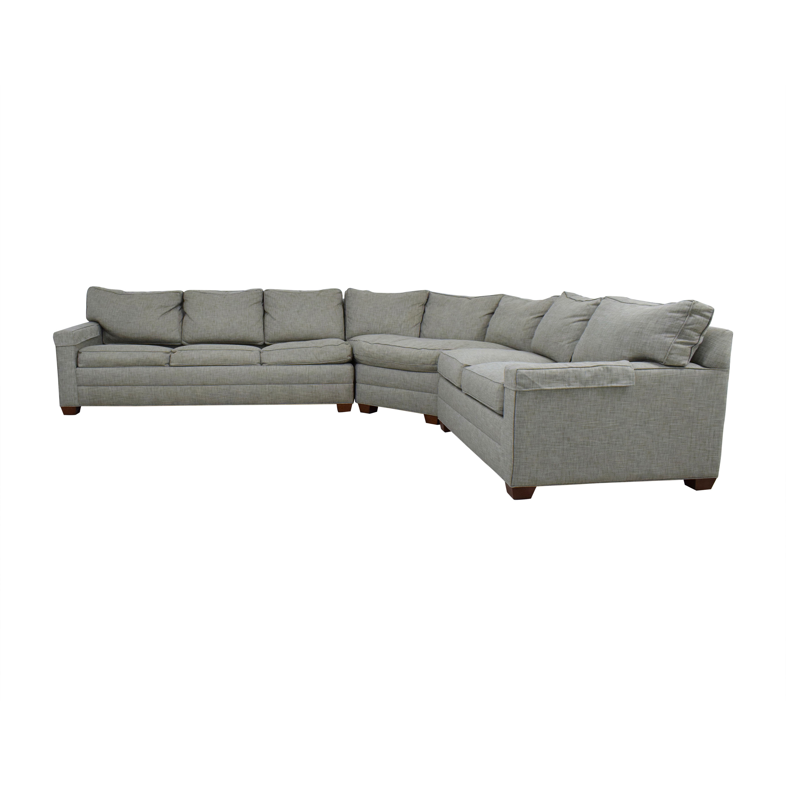 Ethan Allen Ethan Allen Bennett Queen Sleeper Sectional coupon