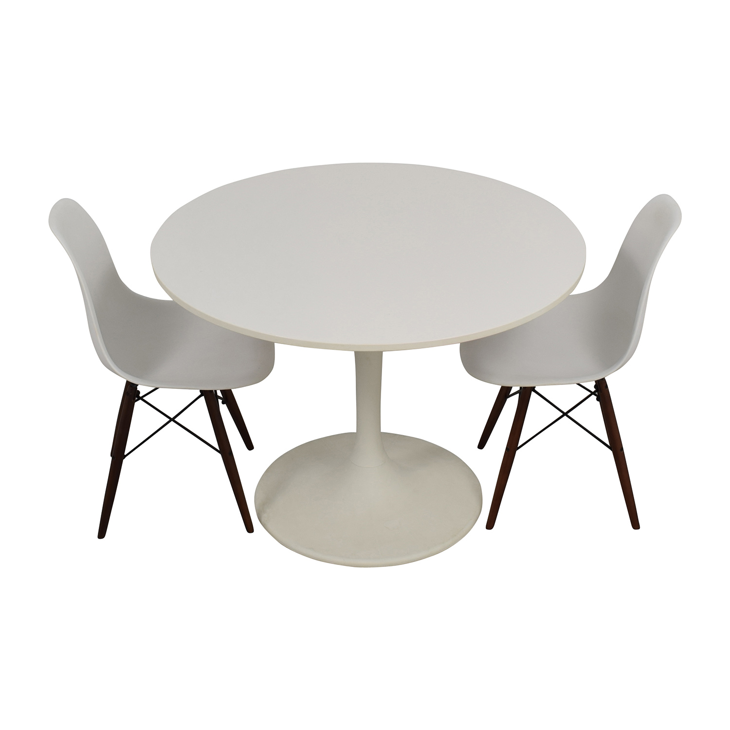 ... Vortex Tulip Table And Vortex Chair Set Dimensions ...