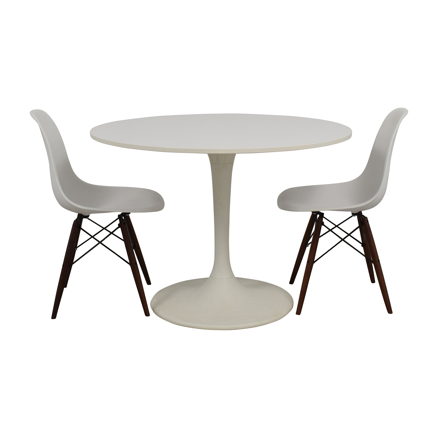 shop Tulip Table and Vortex Chair Set Vortex Tables