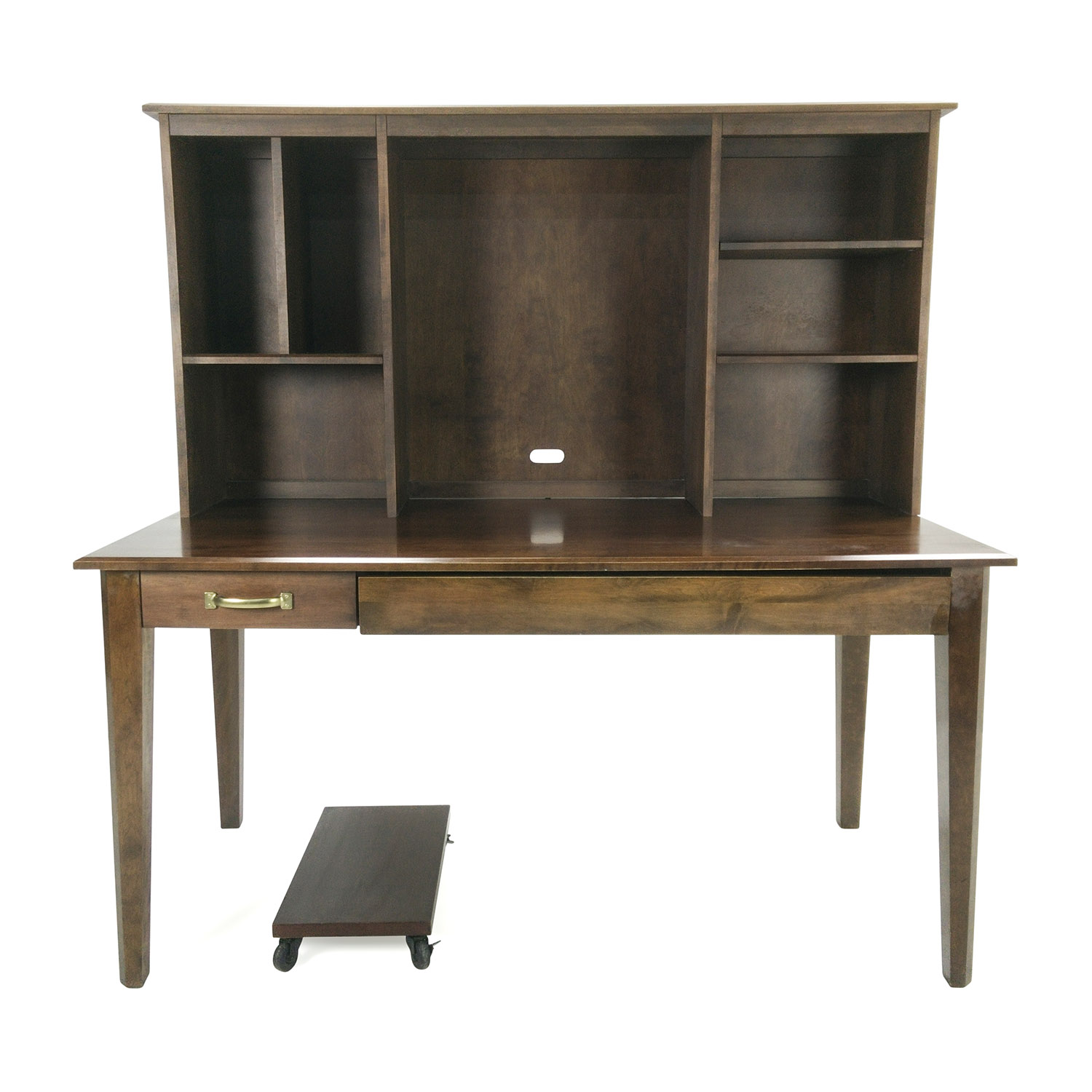 Crate & Barrel Desk and Hutch / Home Office Desks