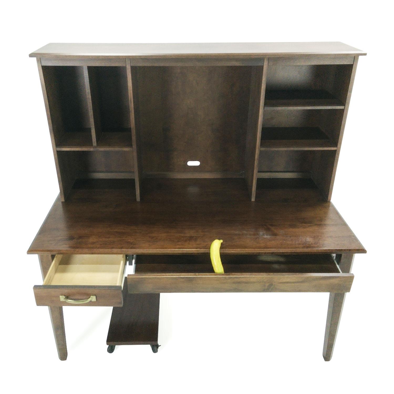 crate and barrel office furniture. Office Desks; Crate And Barrel \u0026 Desk Hutch Oak Furniture E