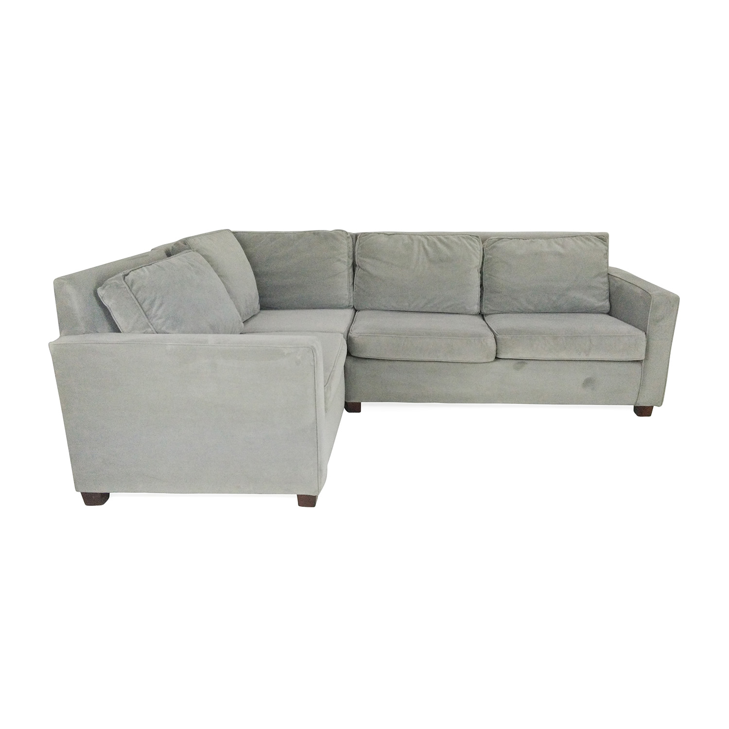 West Elm Henry 3-Piece Sectional sale