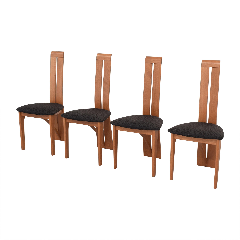 Ello Furniture Ello Pietro Costantini Dining Chairs ma