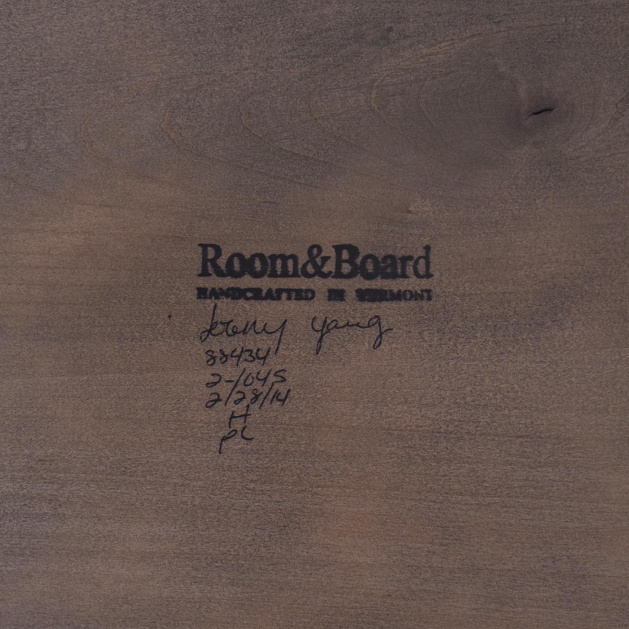 Room & Board Room & Board Pratt Coffee Table dimensions
