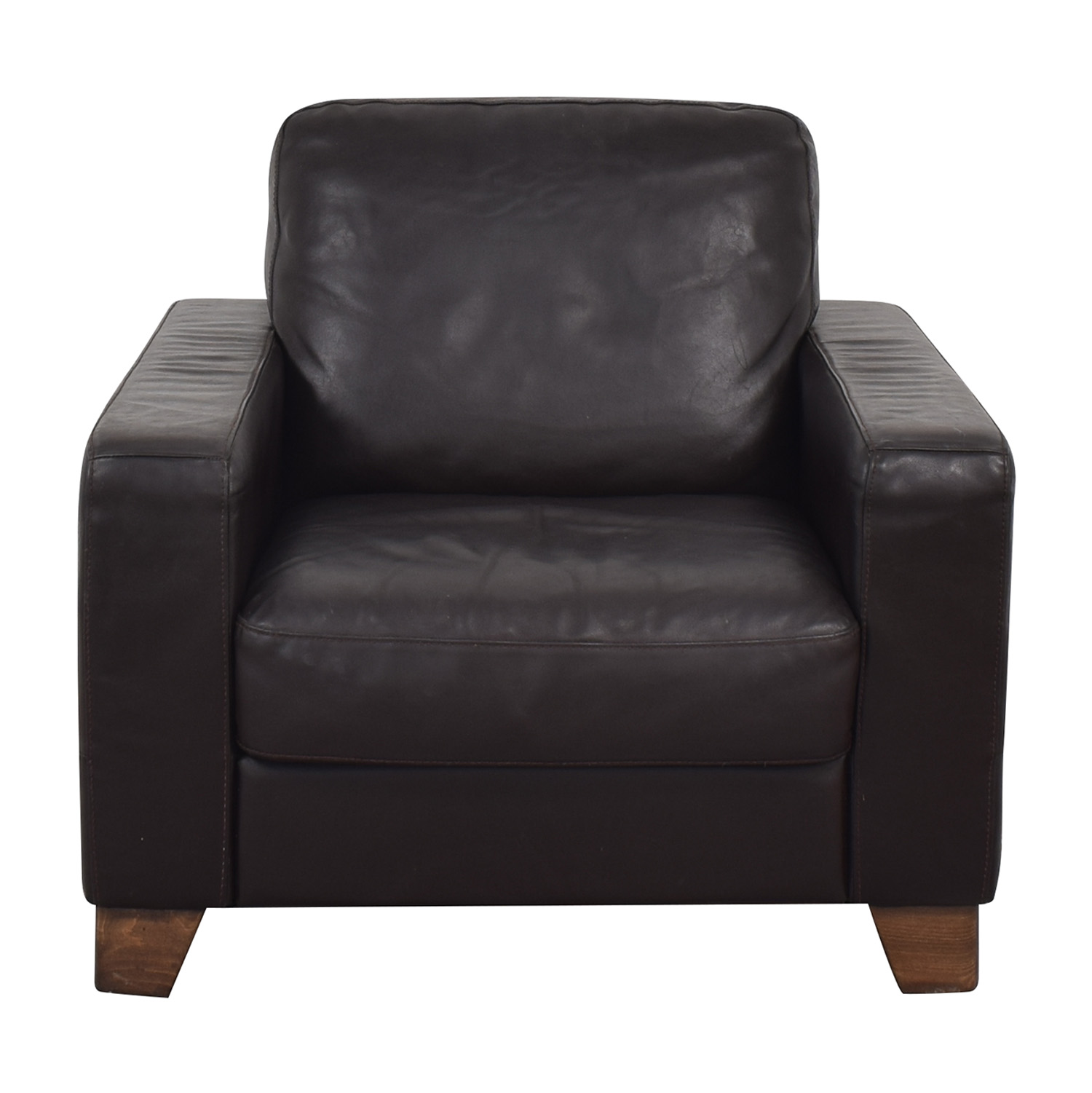 buy Natuzzi Black Leather Chair Natuzzi Accent Chairs