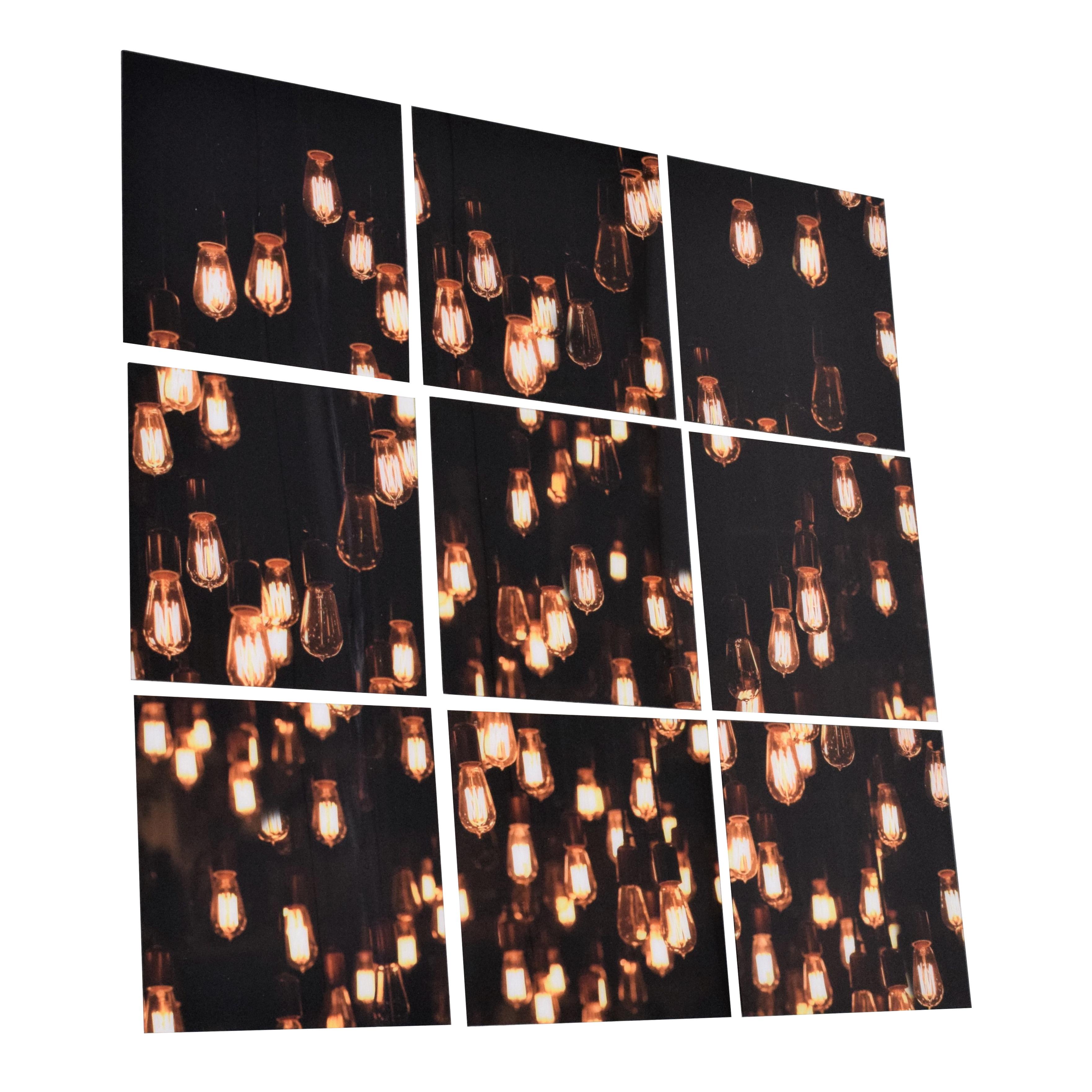 Nine Grid Wall Art / Wall Art