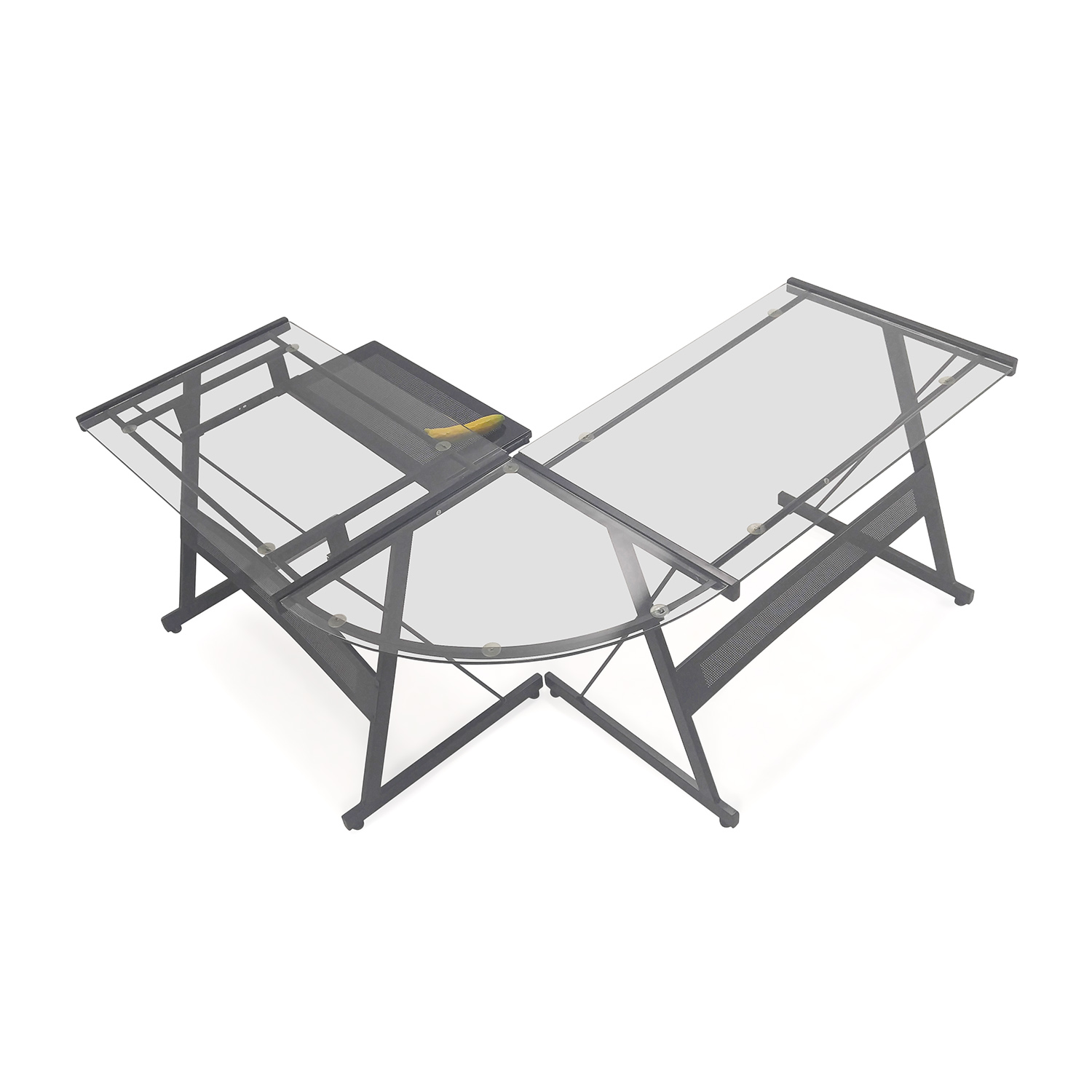 walker multiple shaped colors desk l walmart com computer edison glass ip